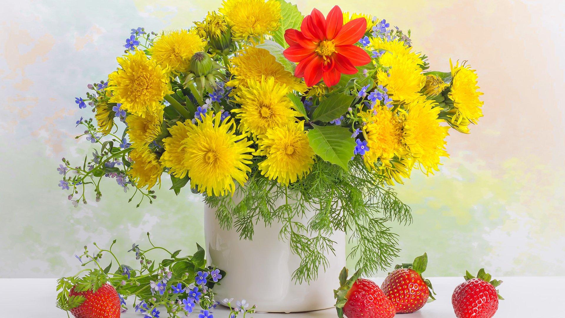 также открытки доброе утро и прекрасного дня с луговыми цветами обсада обязательная работа