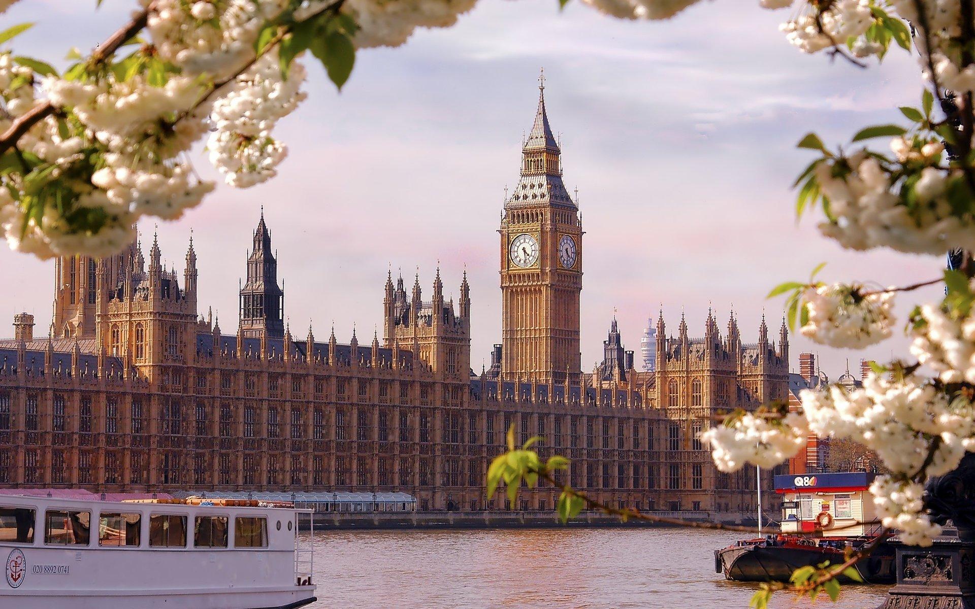 Фото лондона в высоком разрешении