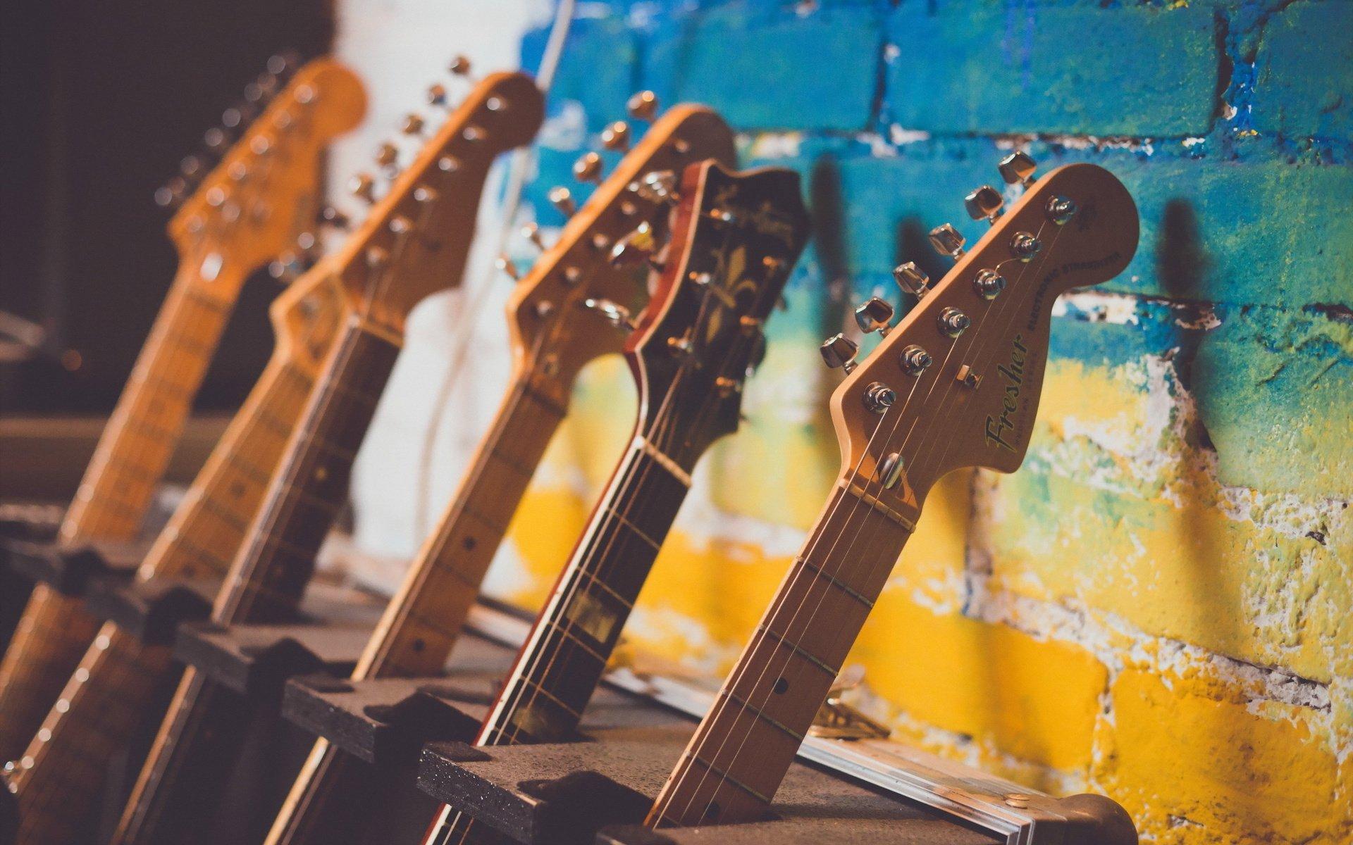 Стильные гитары картинки