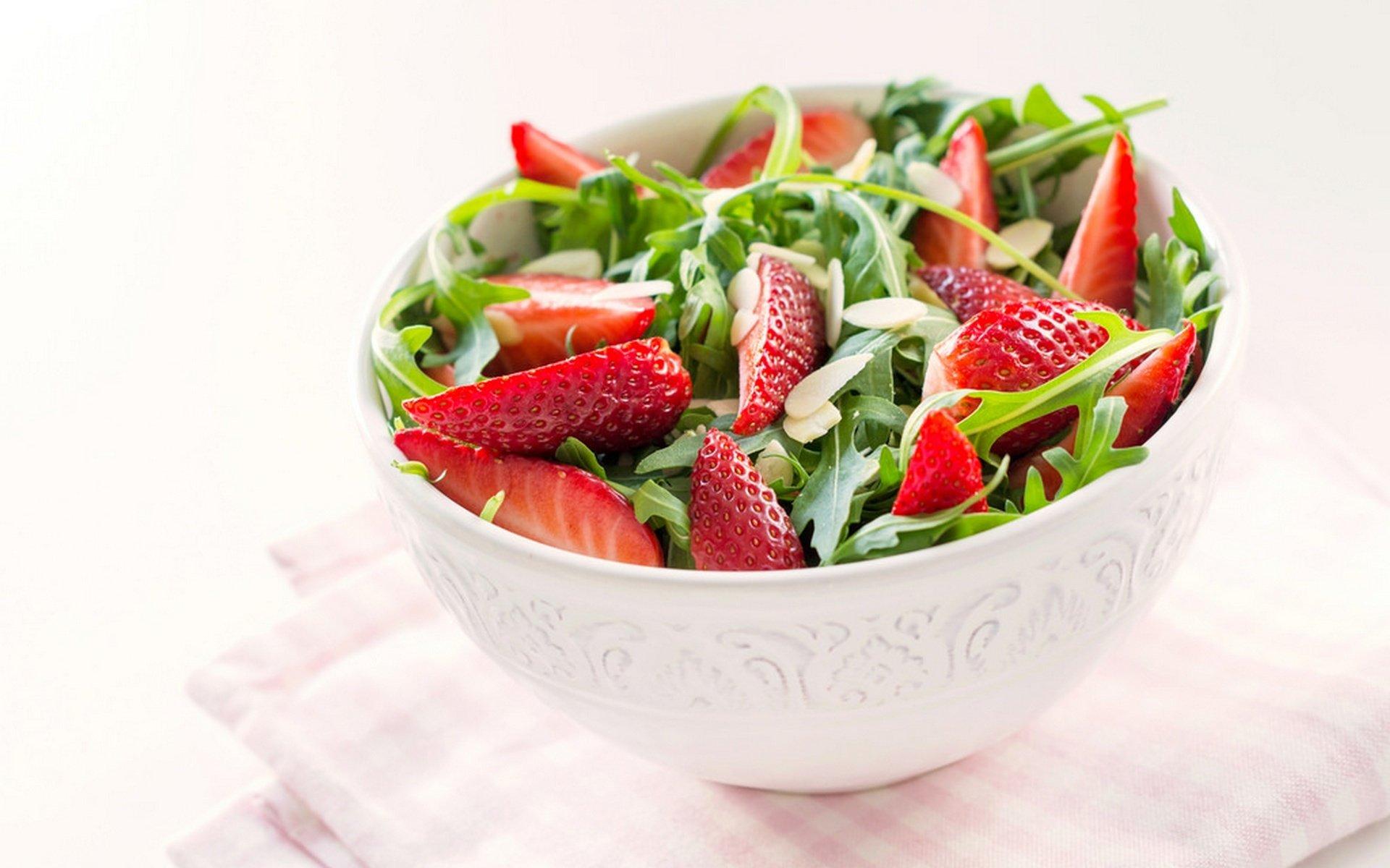 Салат из рукколы рецепты