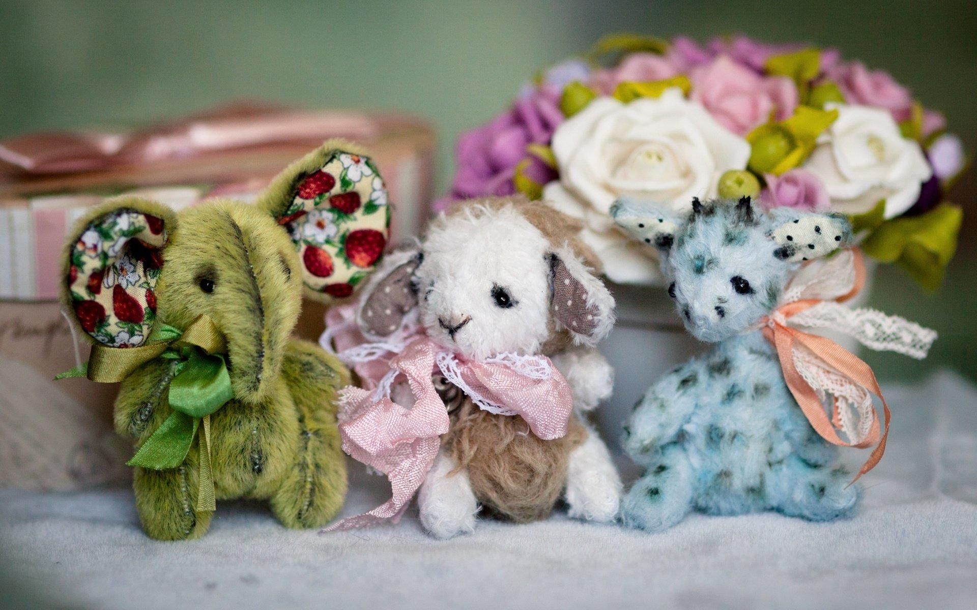 Букеты из игрушек : 30 фото, как сделать букеты из мягких игрушек