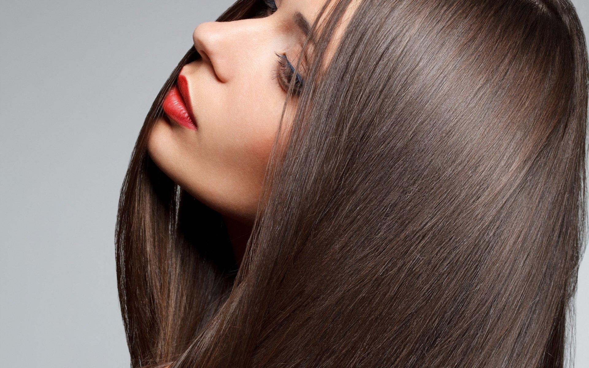 шлюза гладкие длинные волосы картинки одно