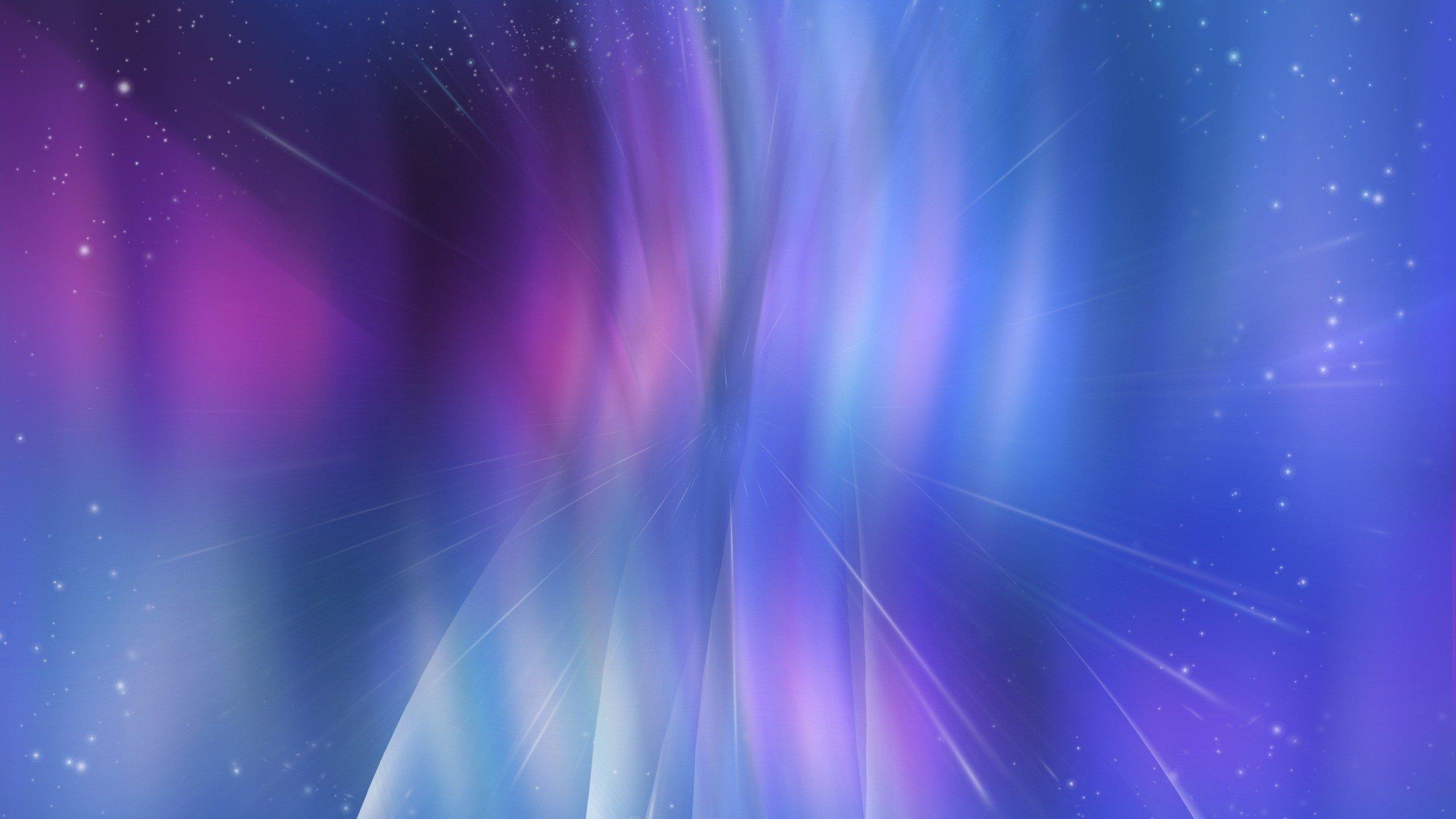 Обои сияние линии свечение lights line glow картинки на рабочий стол на тему Космос - скачать бесплатно