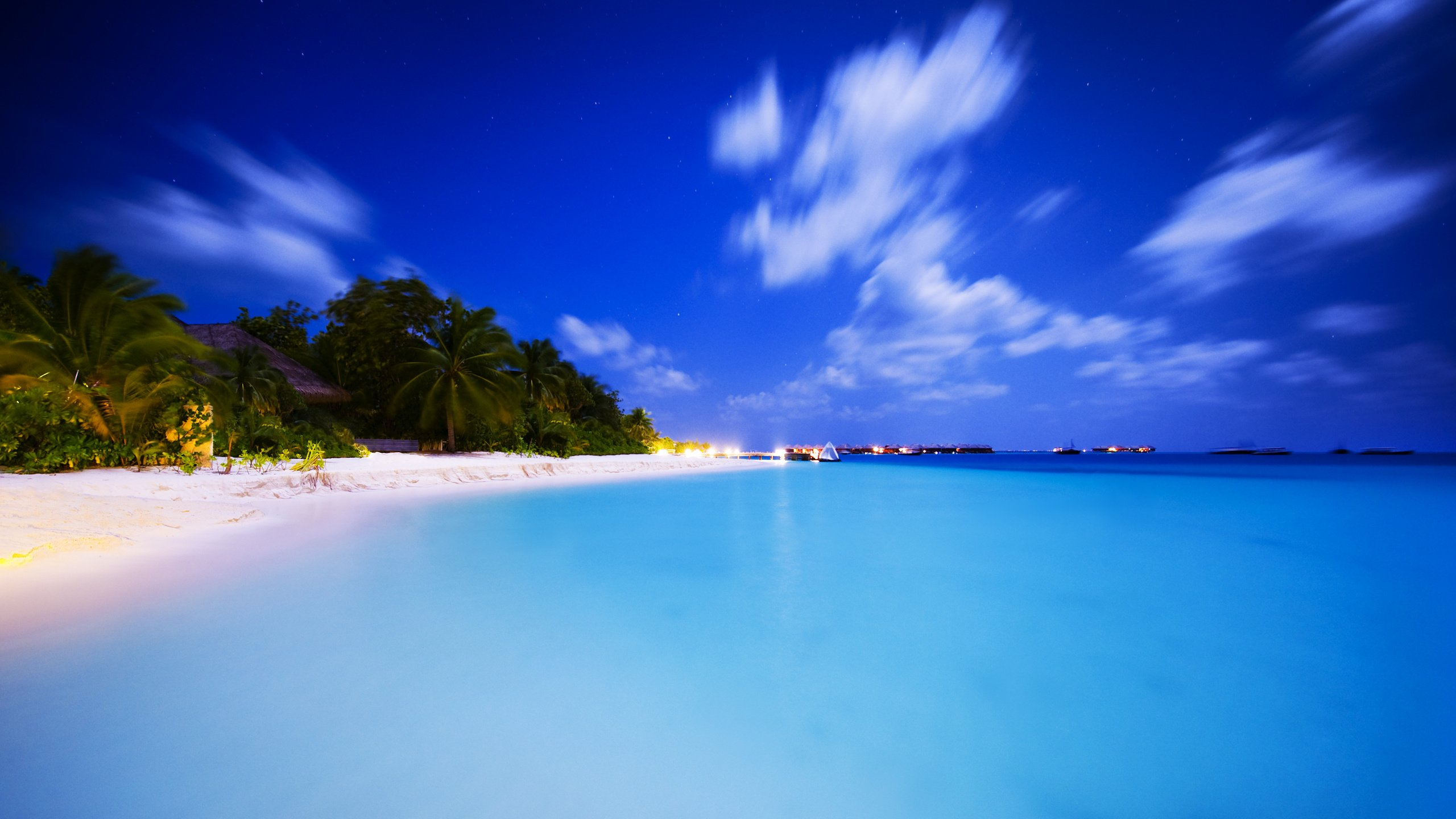 tropical resorts wallpaper background - photo #4