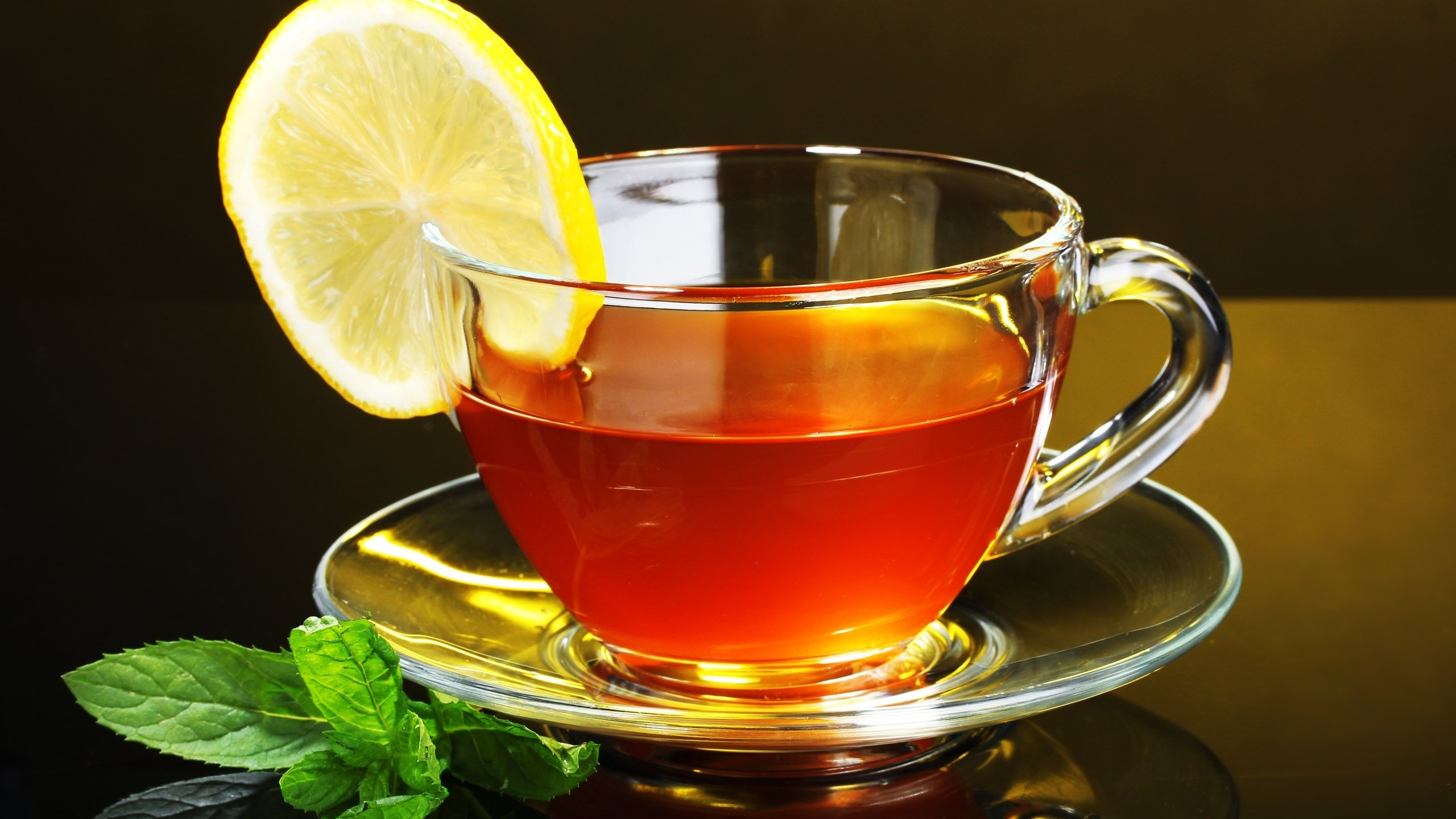 еда чай лимон мята eda tea lemon flicking  № 676118  скачать