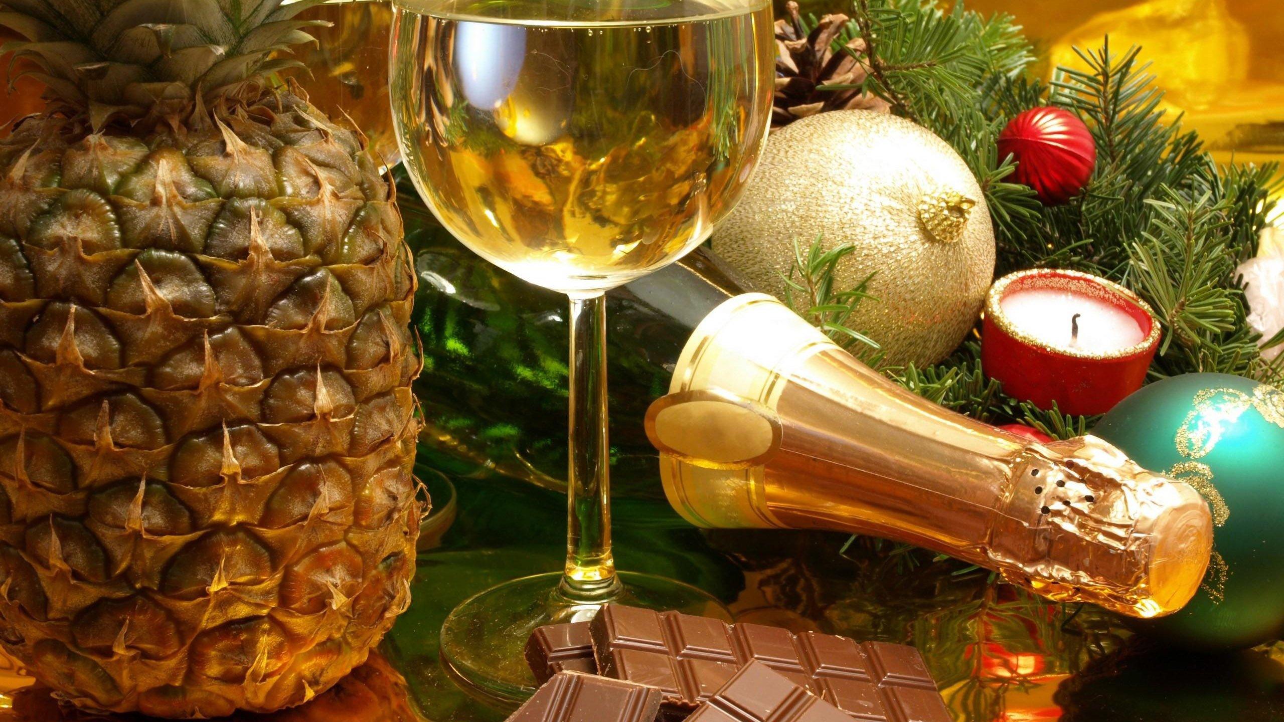 Шампанское на новый год кормящим