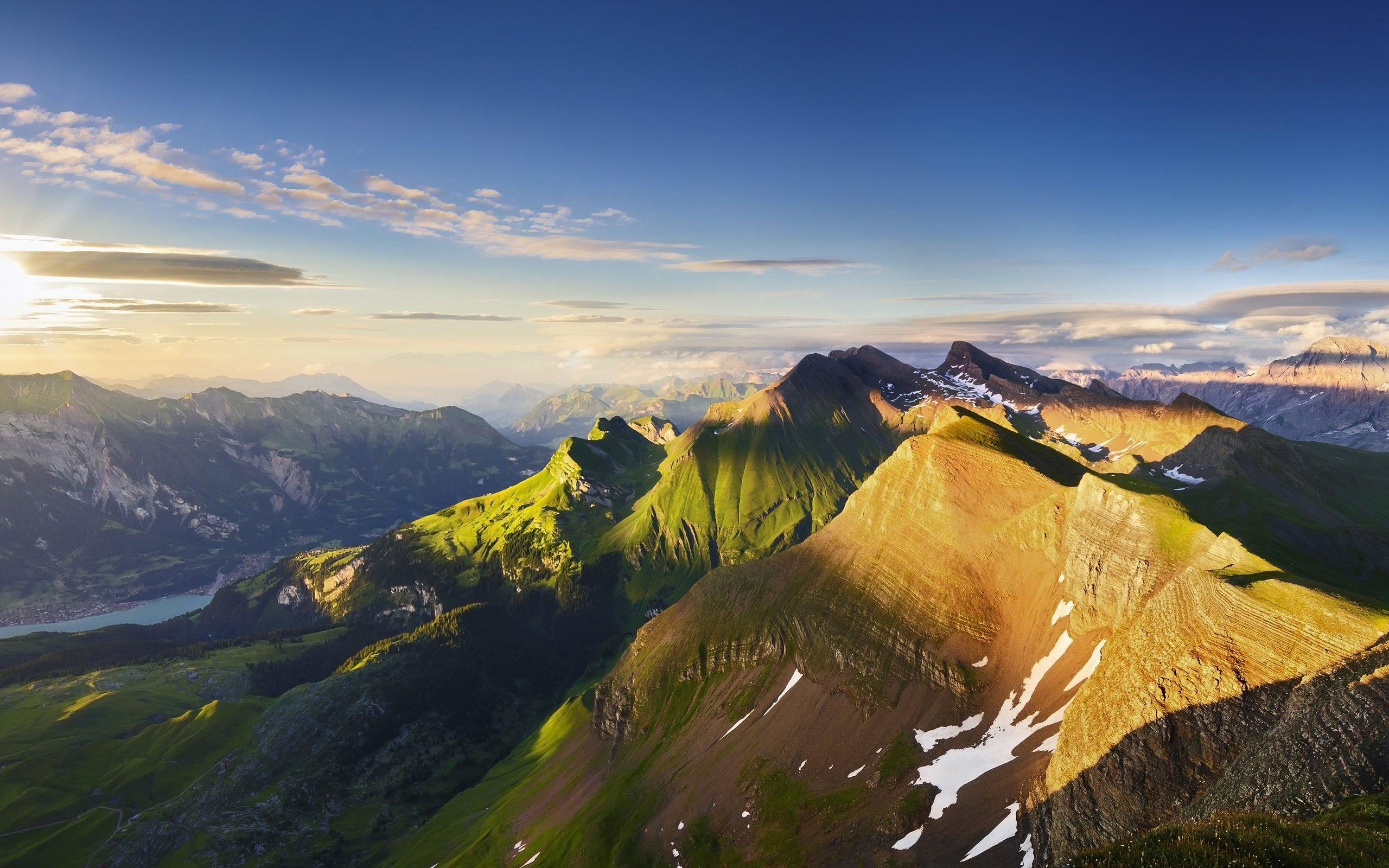 Картинки гор в высоком разрешении
