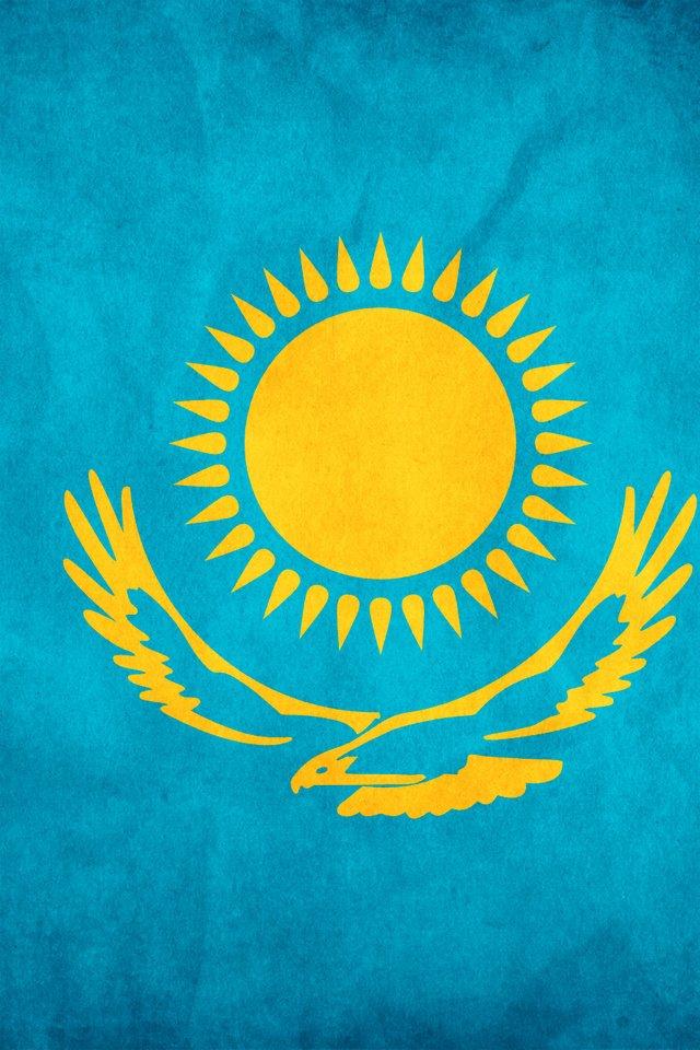 чехлов картинки флаг казахстана узорами через