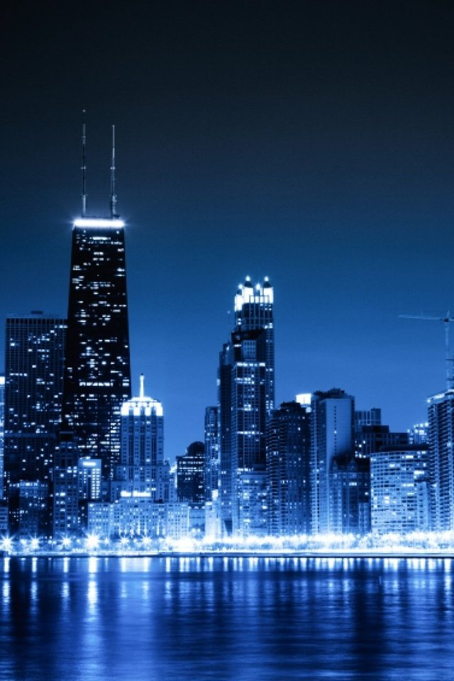 Картинки на андроид ночного города