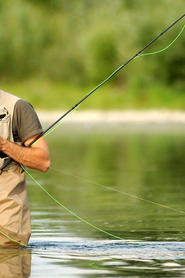 Снасти для нахлыстовой рыбалки