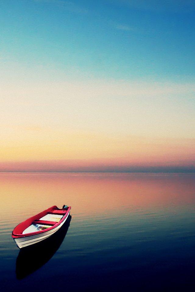 этого созданы картинки на телефон лодка море вот апокалипсис инерции