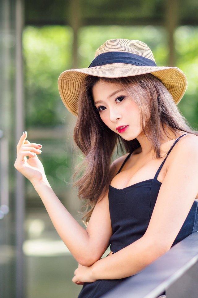 другом, картинки шляпы для азиаток фото свои