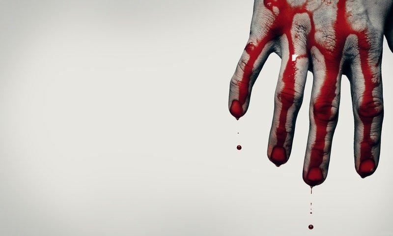 К чему снится кровь чужая на своих руках 94