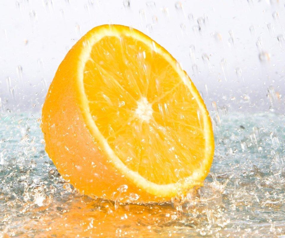 таком апельсин и лед мир фотообоев это значит