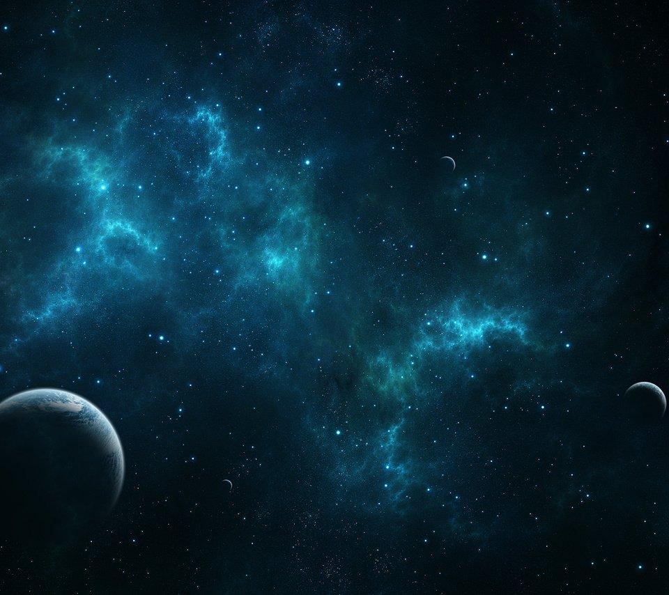 Обои space, planets, stars, cosmos. Космос foto 16