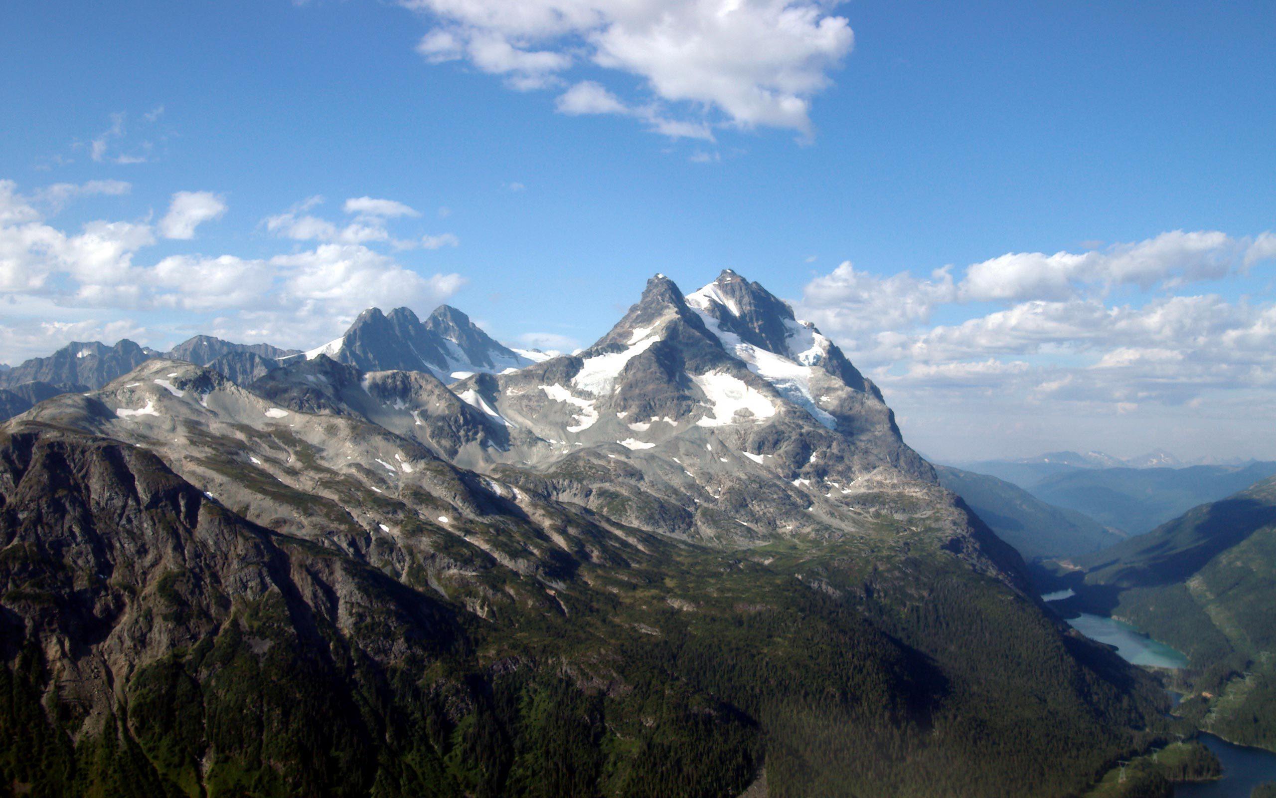 Вершины гор без смс