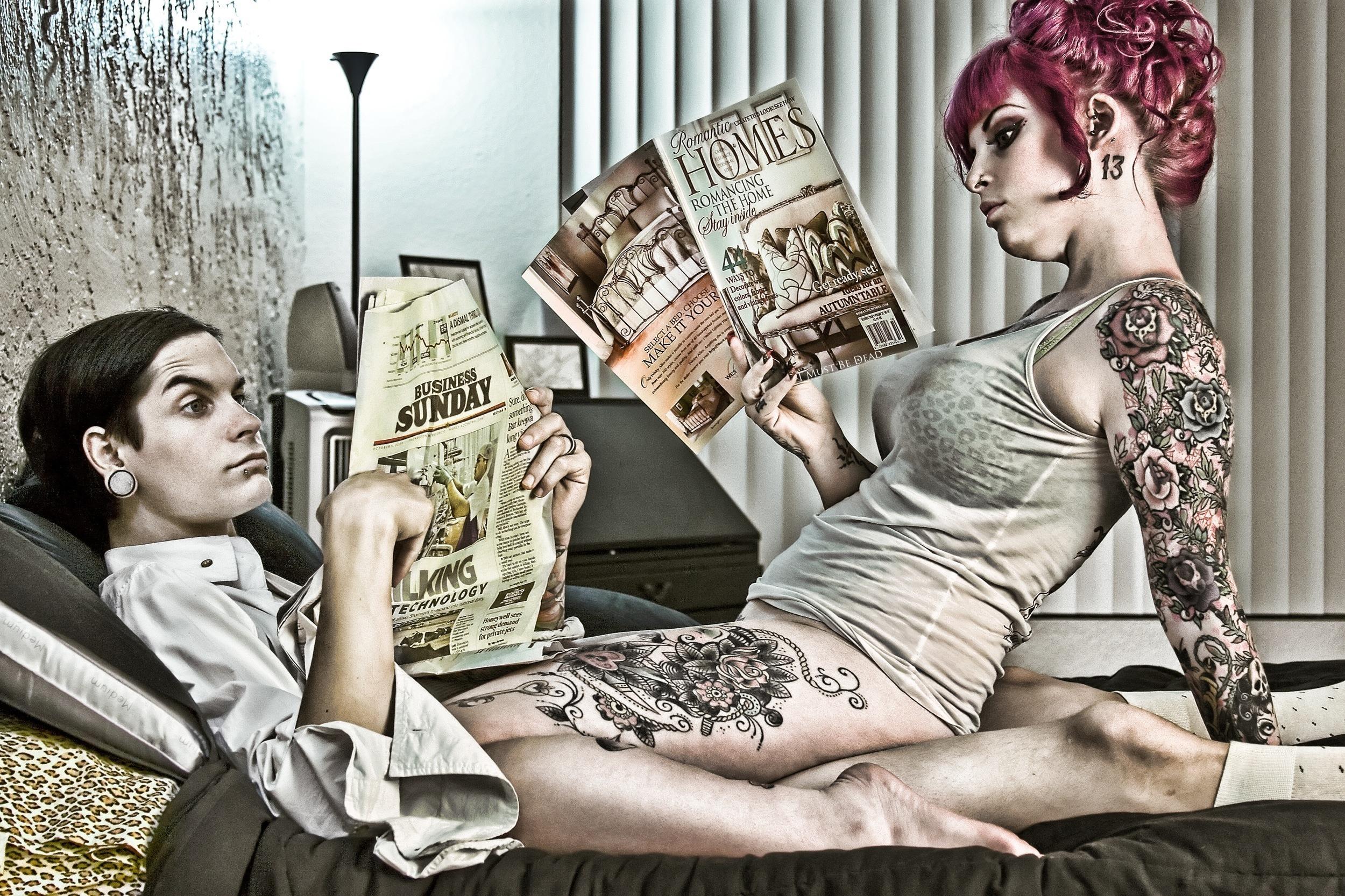 Креативное секс фото — 2