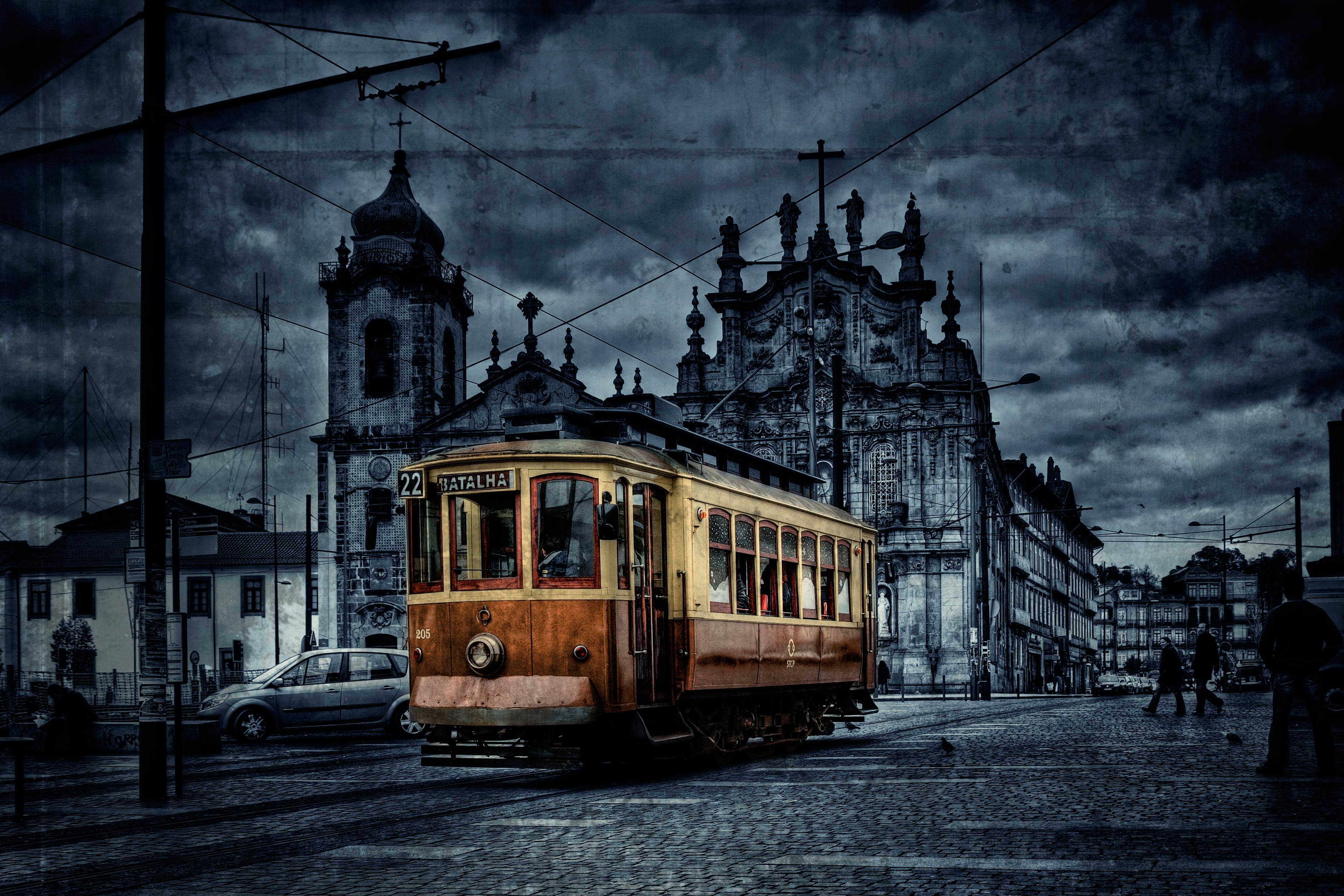 Трамвайные пути загрузить