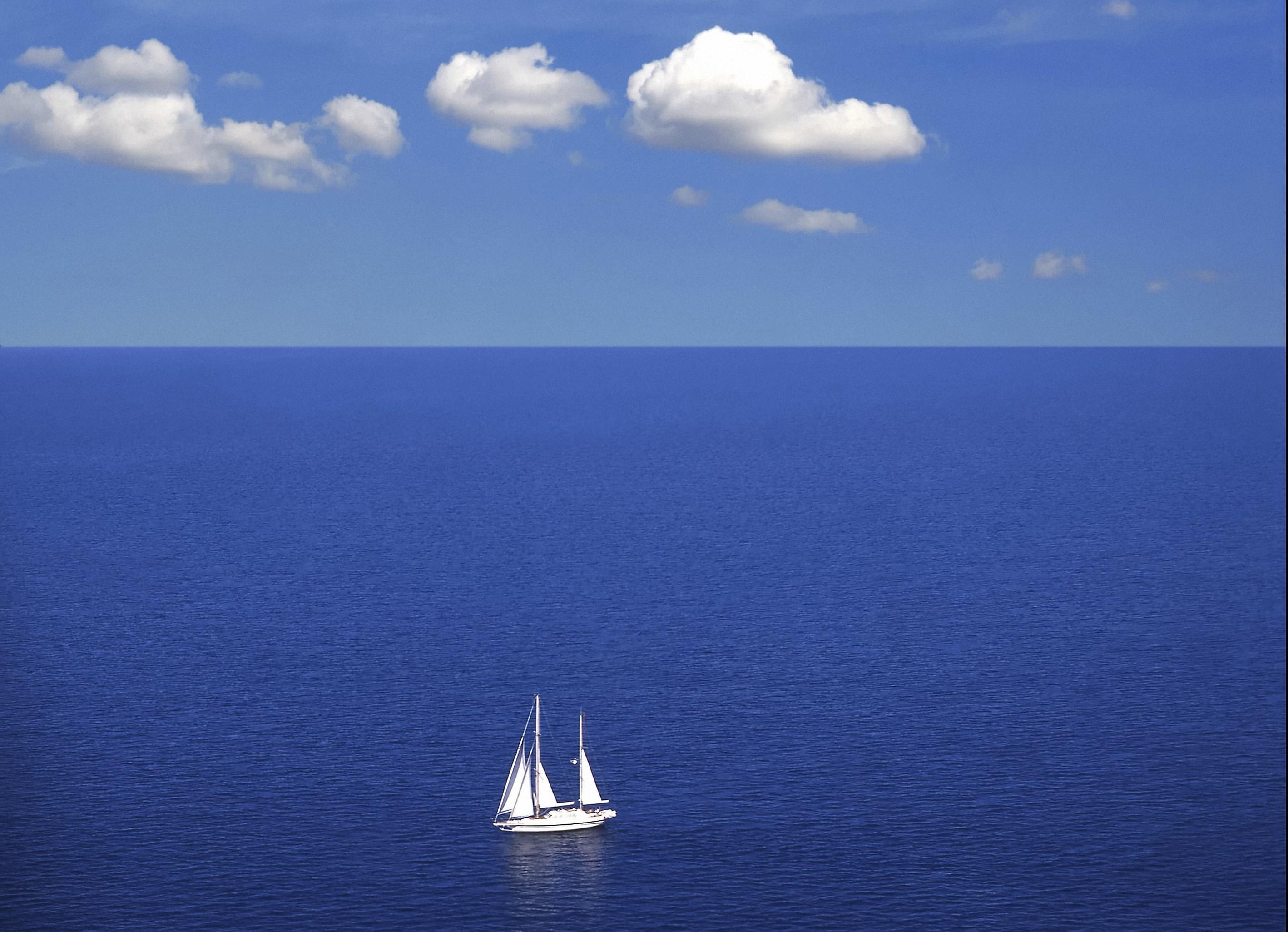 Горизонт над морем  № 274303  скачать