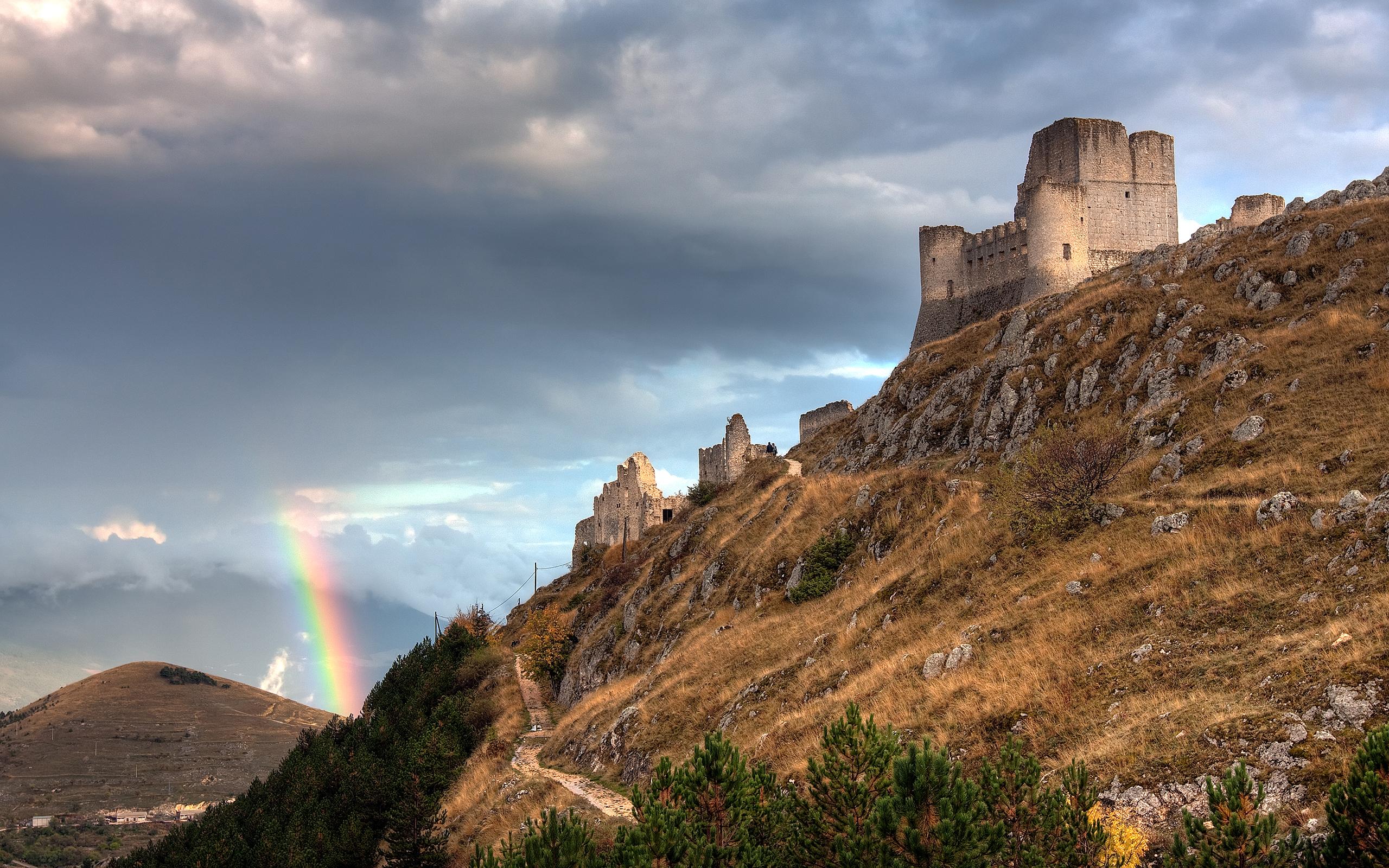 крепость холм загрузить