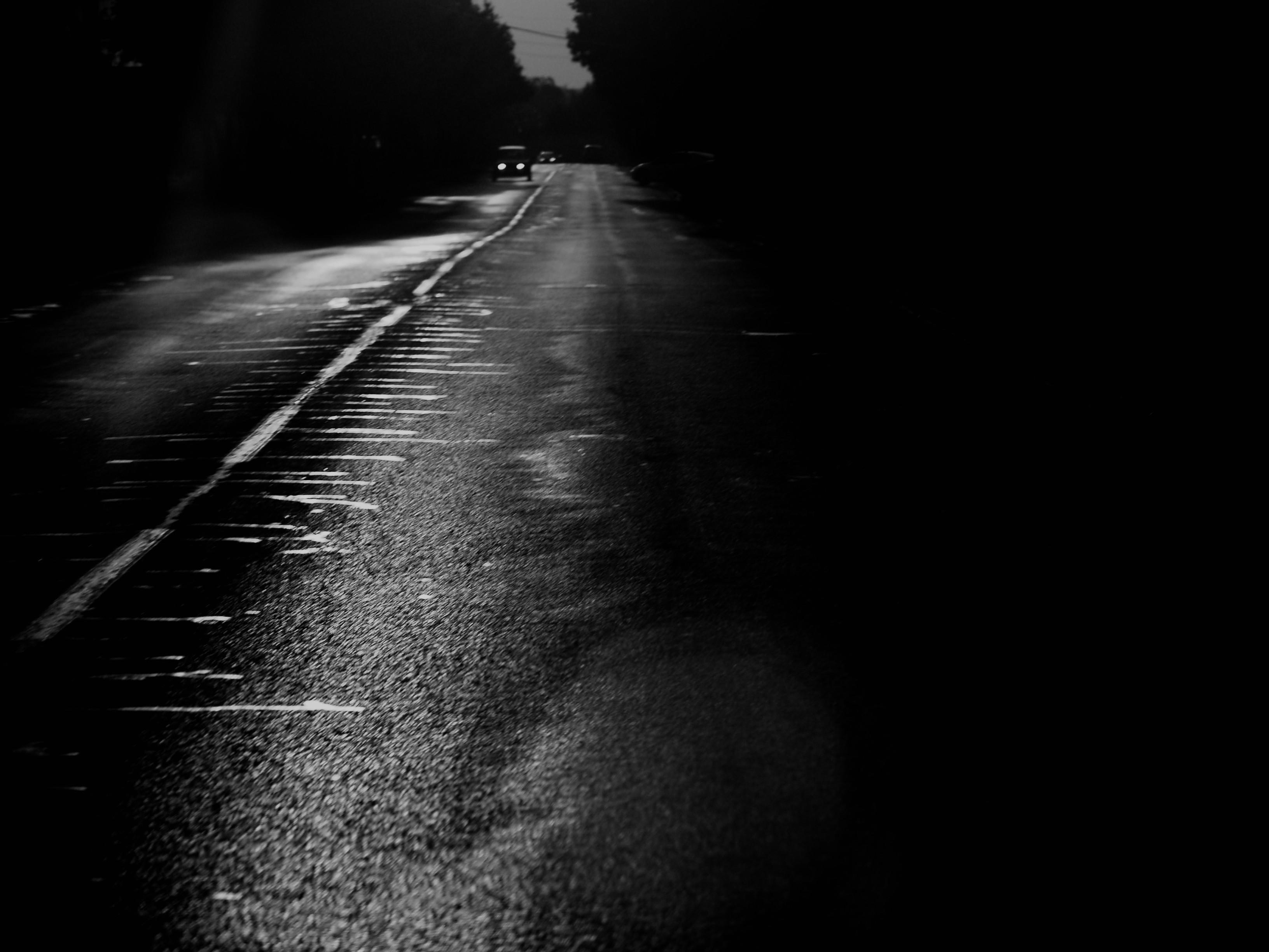 мрачная дорога  № 2508322 загрузить