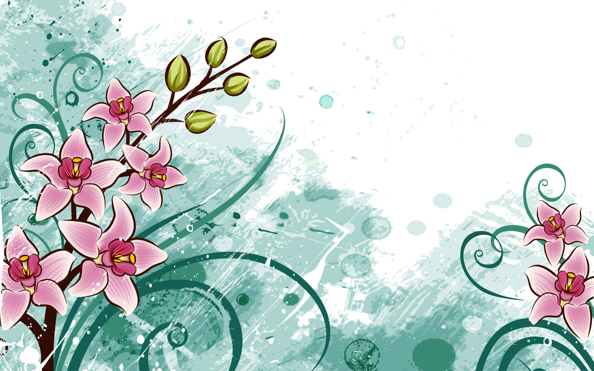 Объемная февраля, картинки цветок на открытку