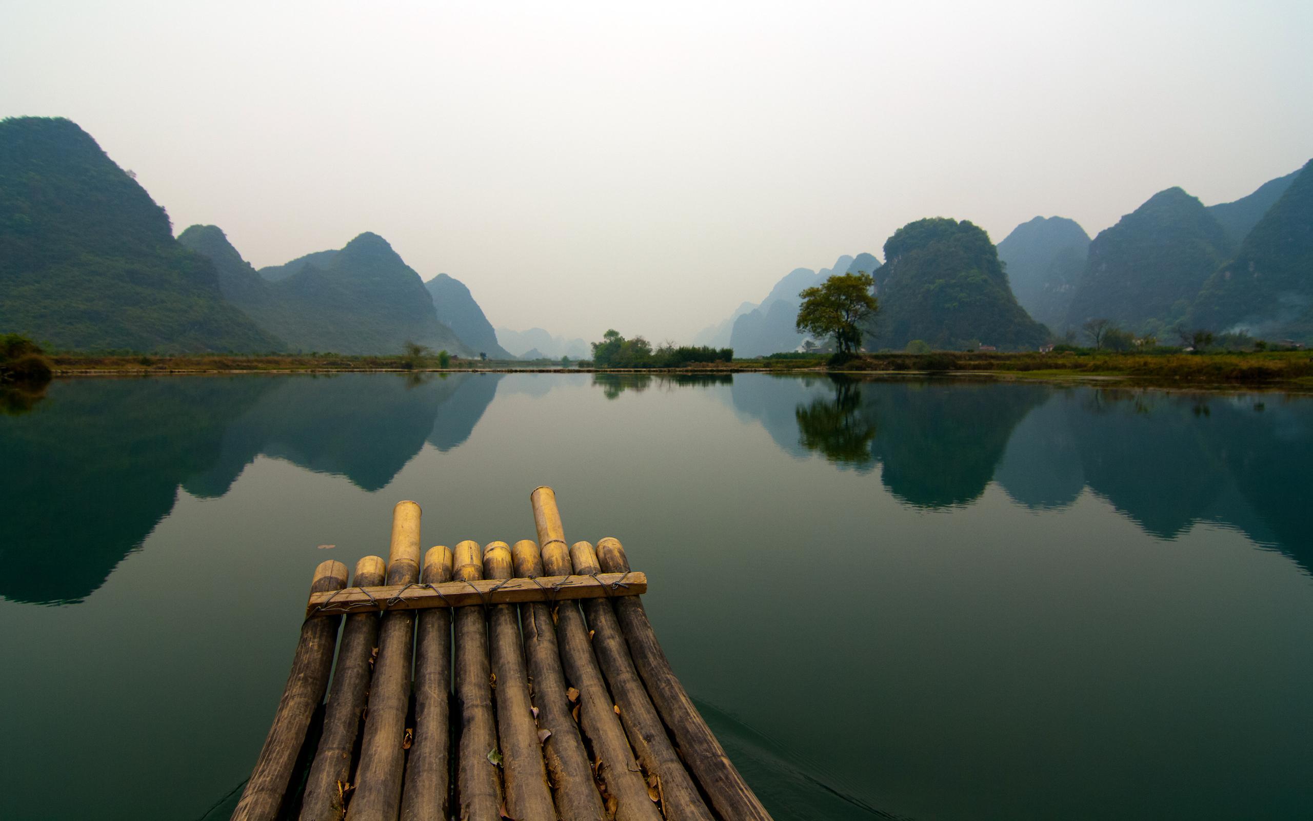 архитектура Китай озеро небо бесплатно