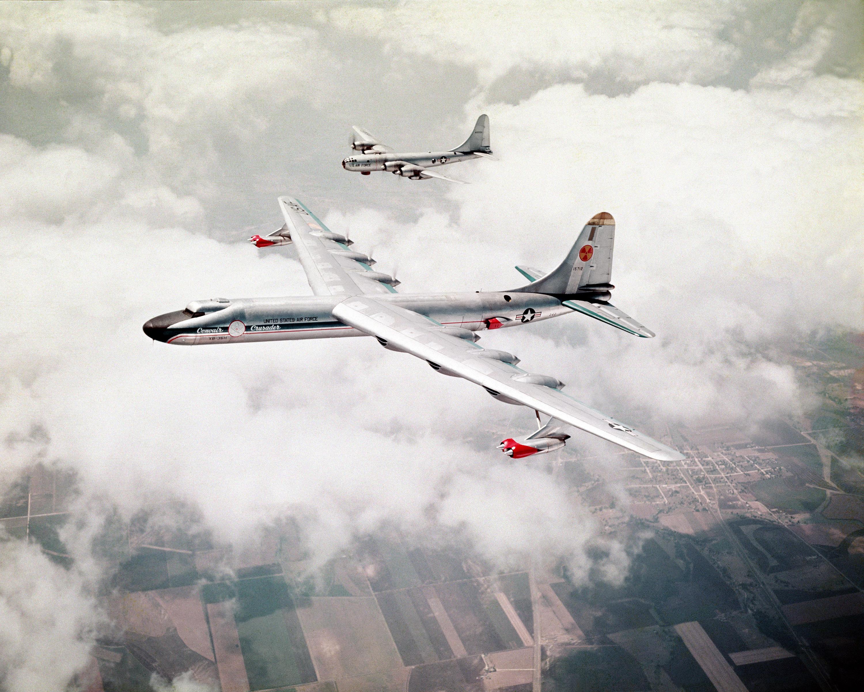 Бомбардировщик b-52  № 2853182 без смс