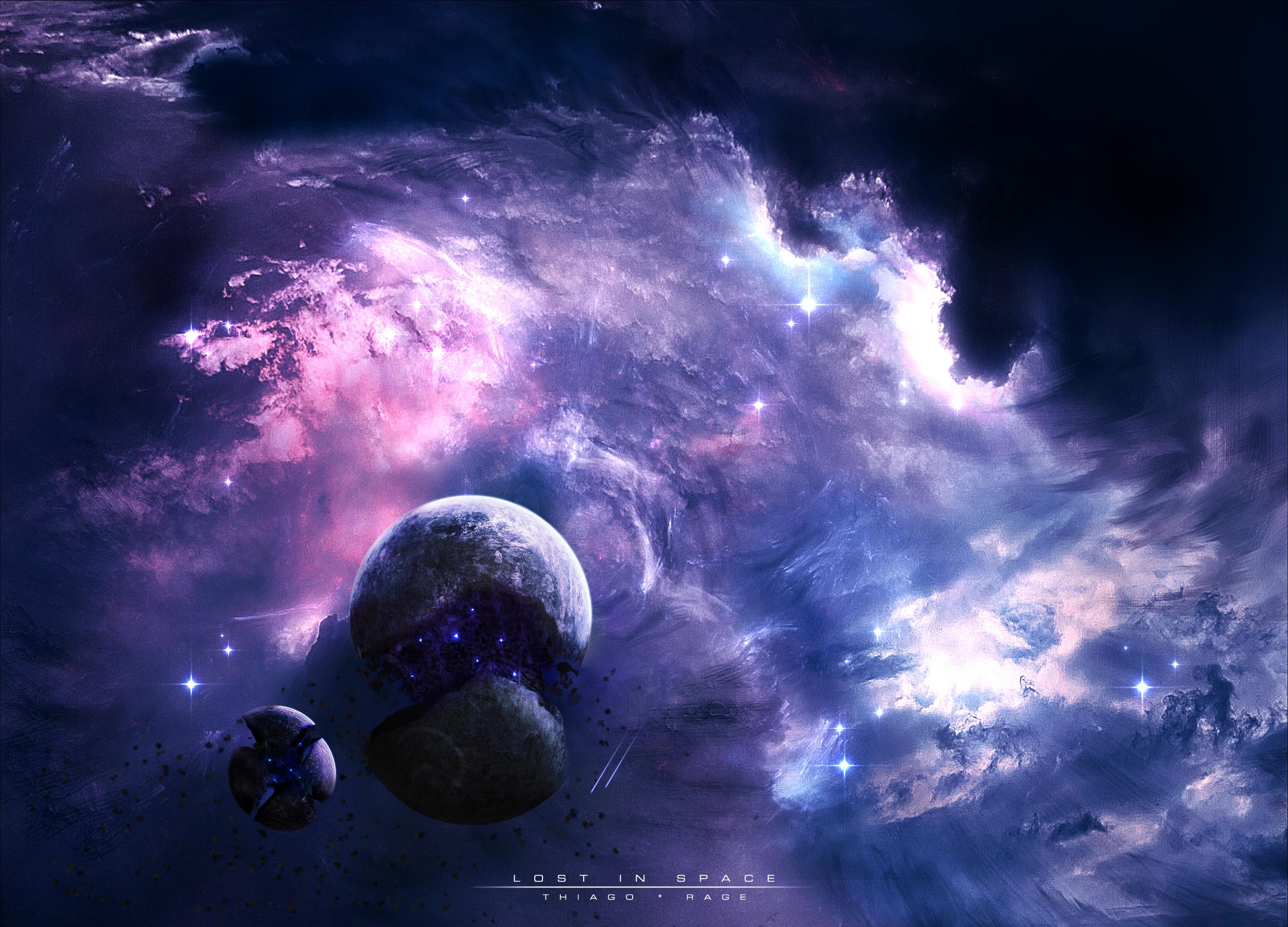 Обои Восход на орбите картинки на рабочий стол на тему Космос - скачать  № 1761511 бесплатно