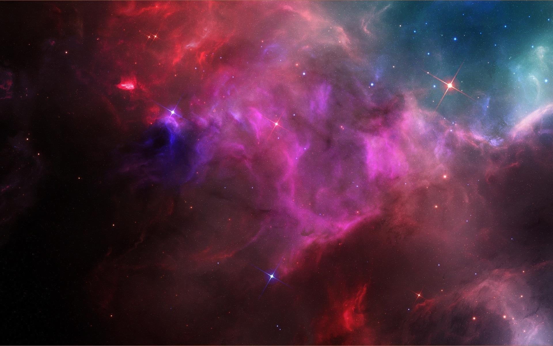 разноцветные звезды скачать