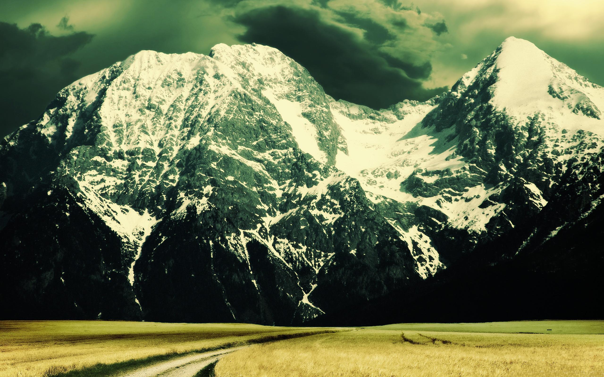 Поля и горы  № 112256 без смс