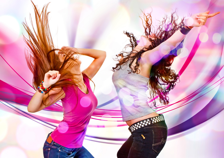Girls Sex Pump Dance