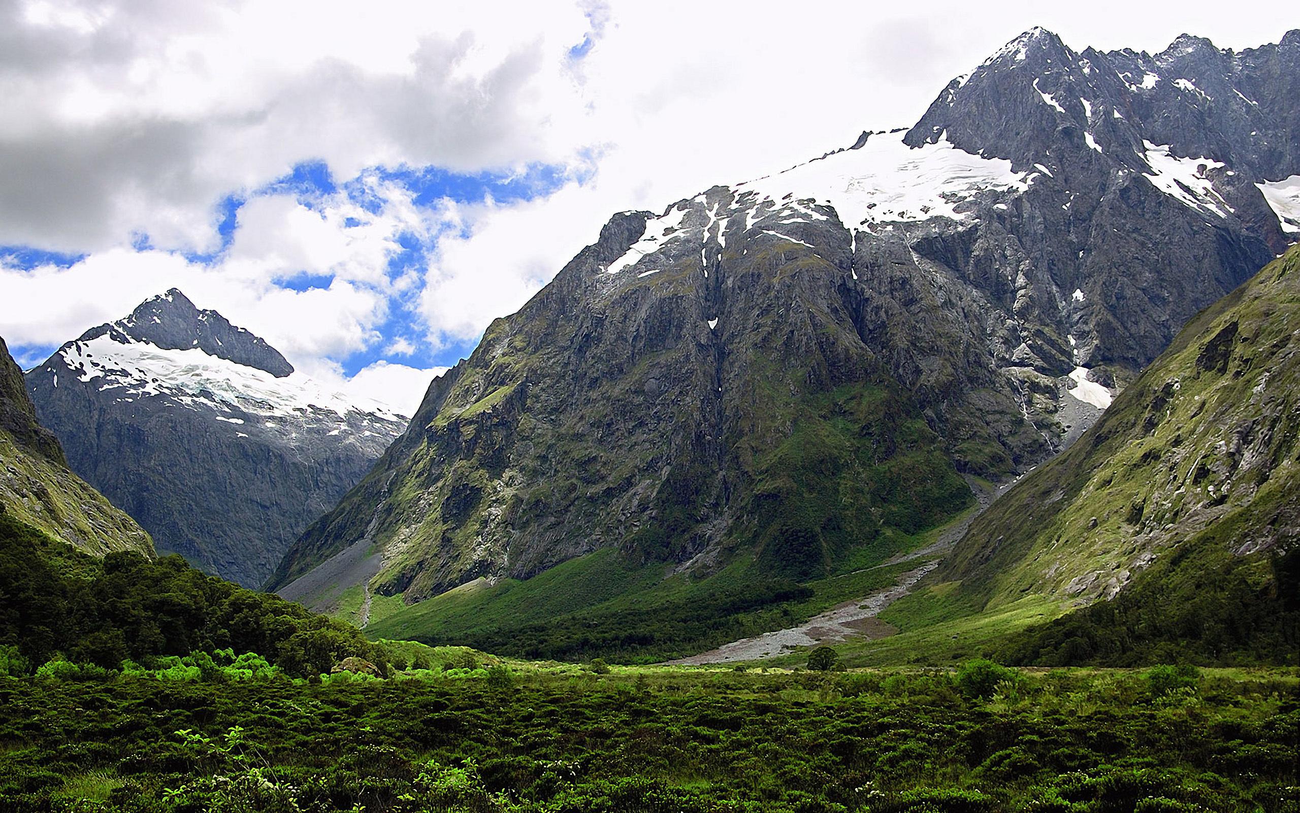 mountain ridge landscap eye - HD2560×1600
