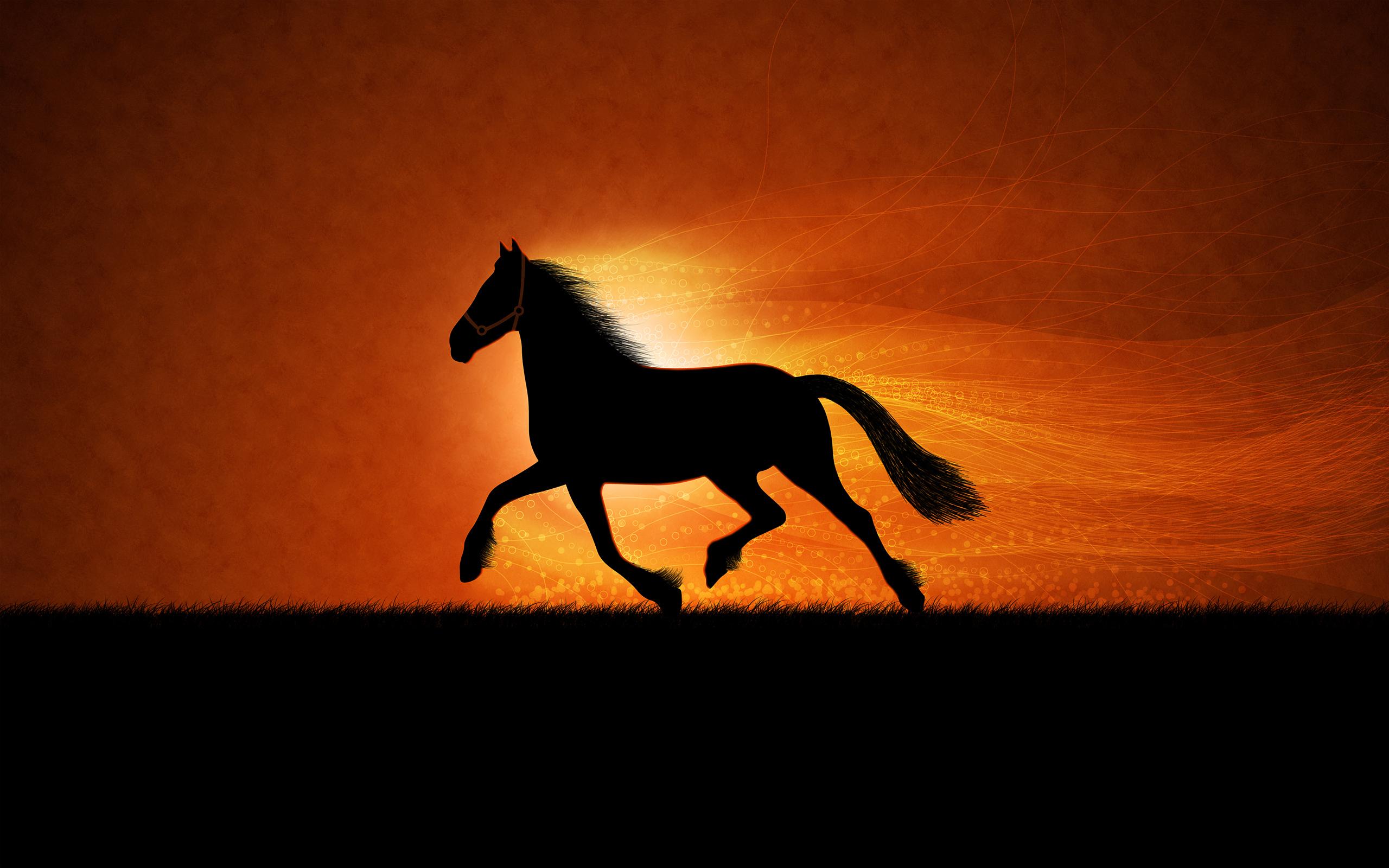 рисунок графика лошадь природа животные figure graphics horse nature animals  № 3925682 без смс