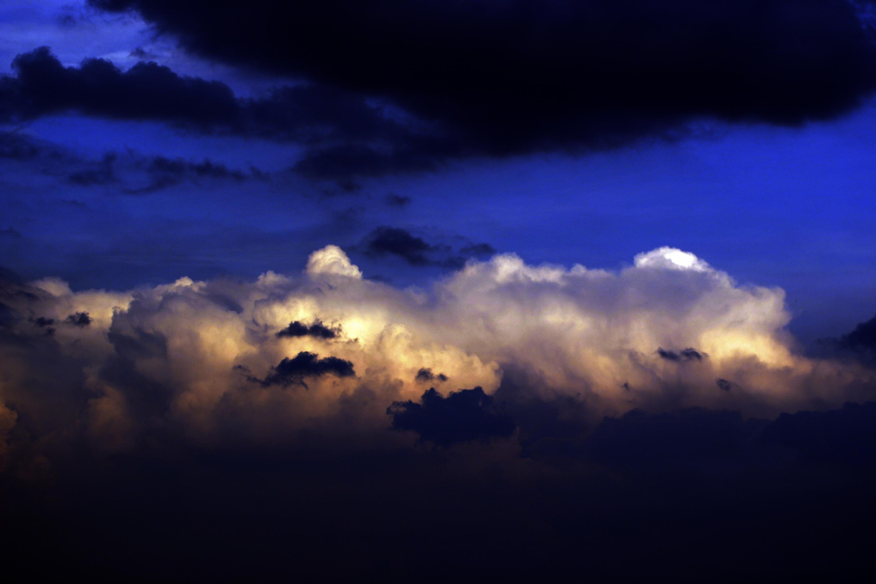 Низкие облака без смс