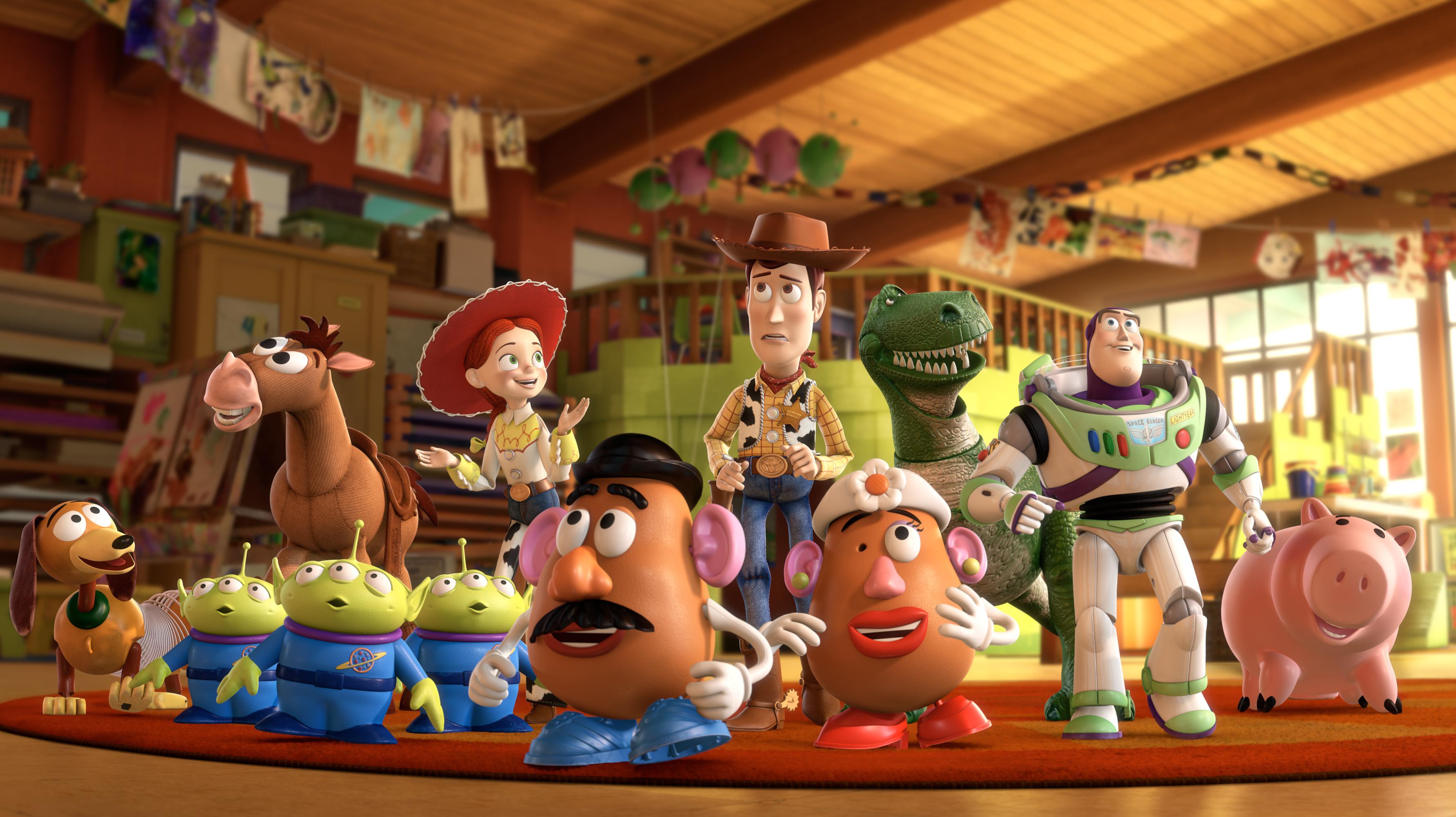 Фотки героев мультфильмов