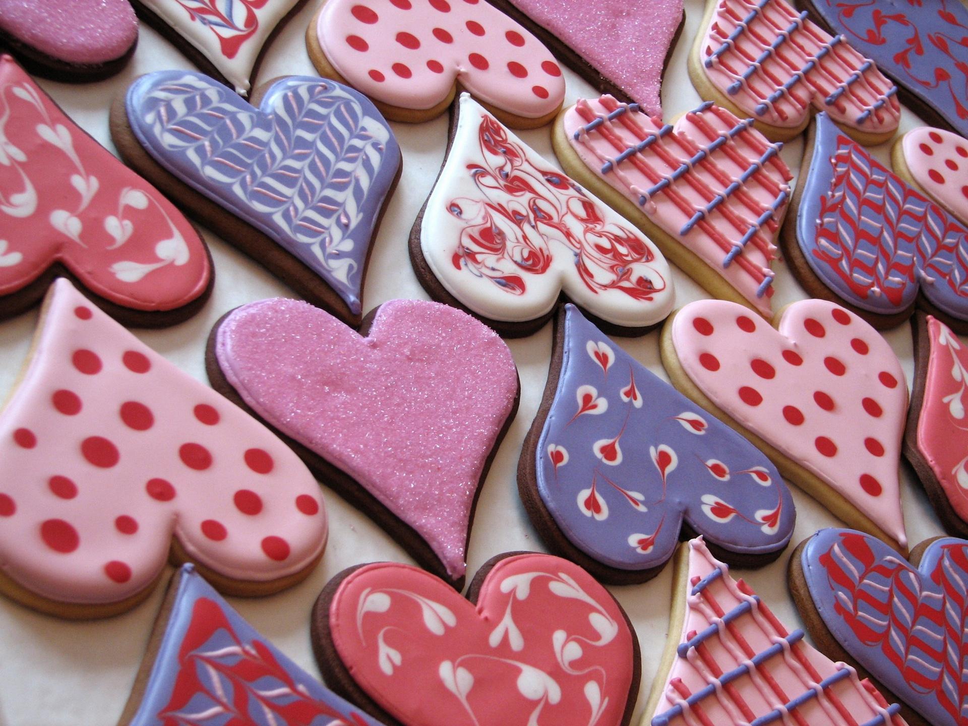 Открытки печенье