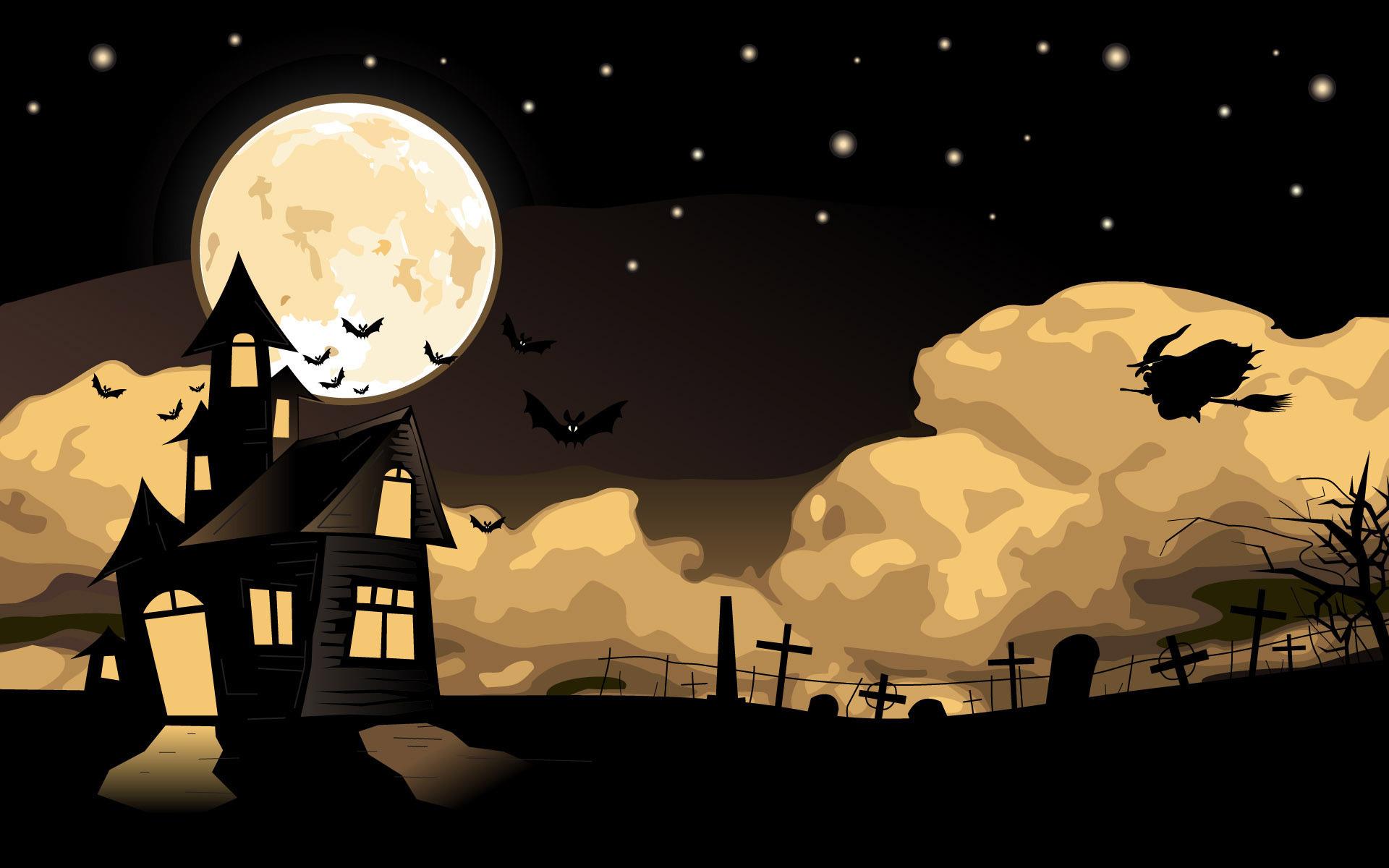 графика хэллоуин graphics Halloween скачать