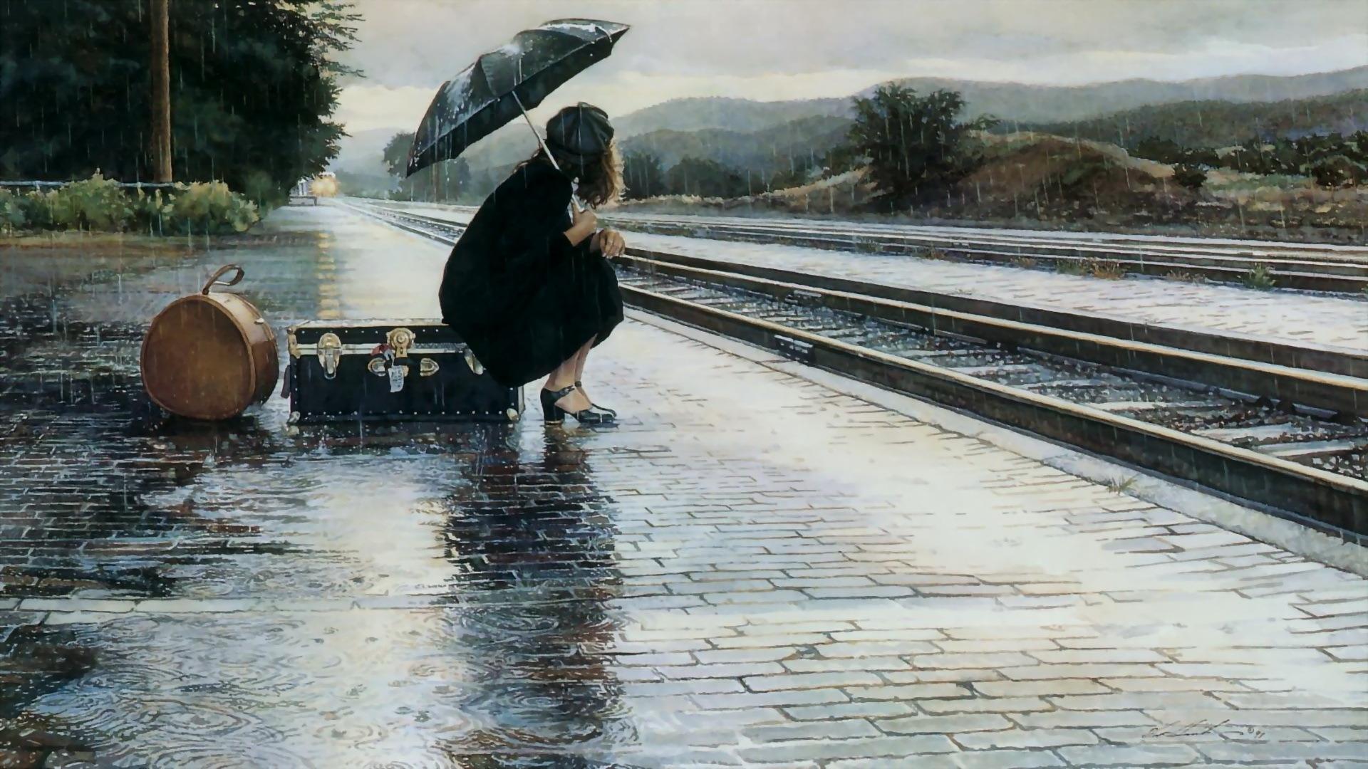 Картинки с настроением грусть со словами