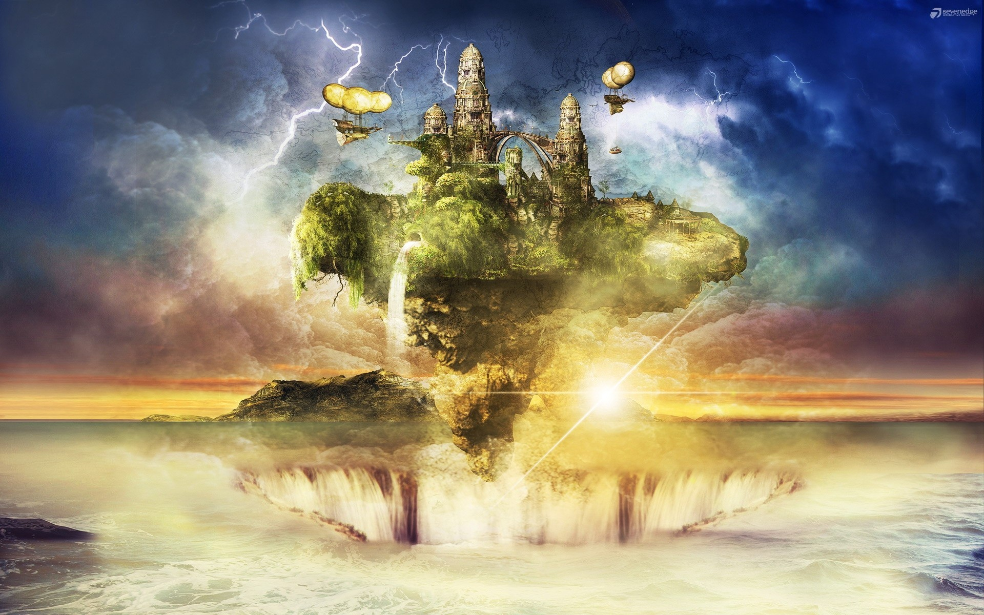 сказочный островок без смс