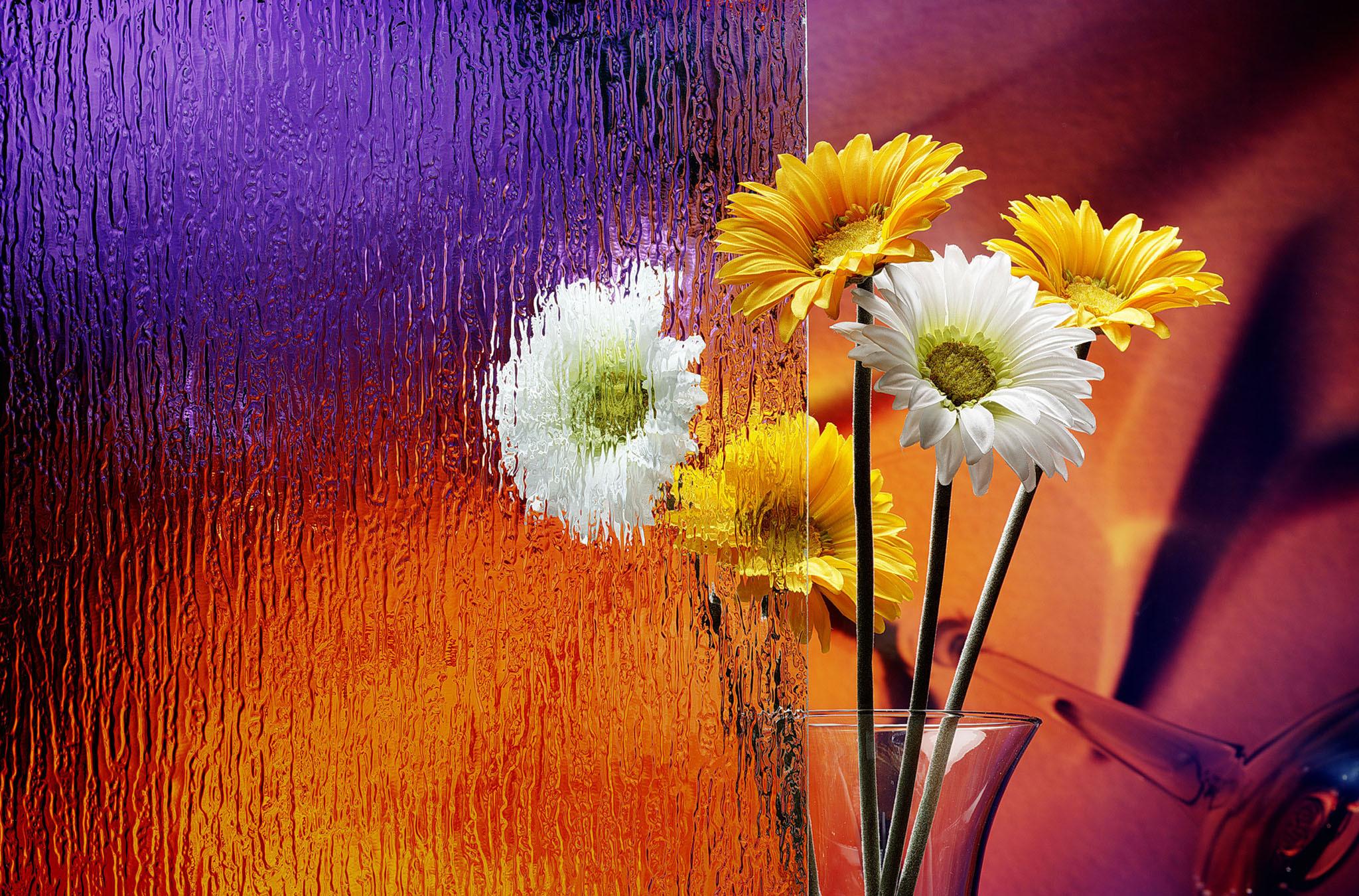 природа цветы ваза  № 1734281 загрузить