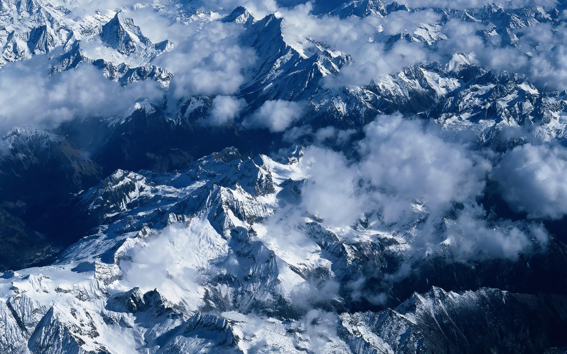 горы высота снег  № 385041 бесплатно