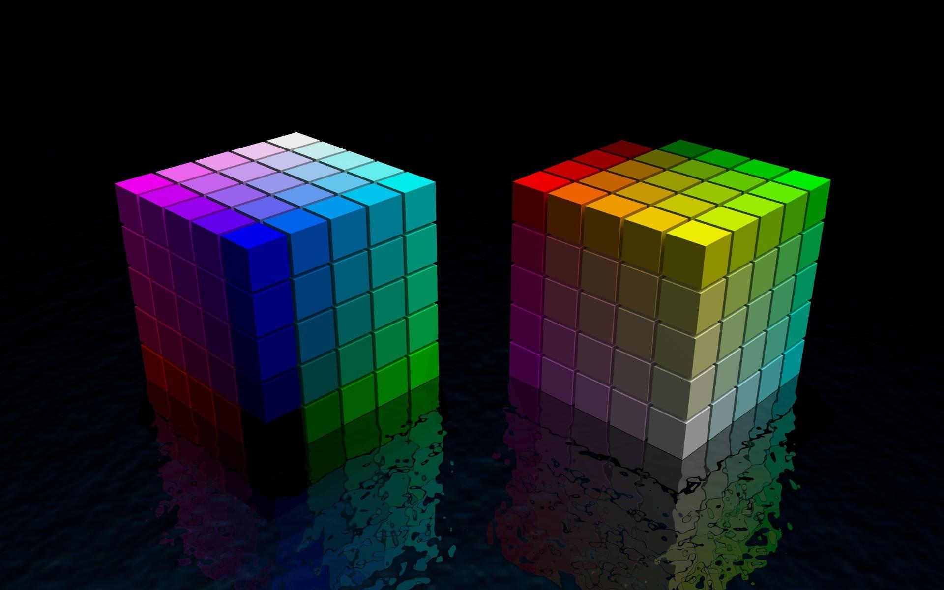Капли фигуры кубы загрузить