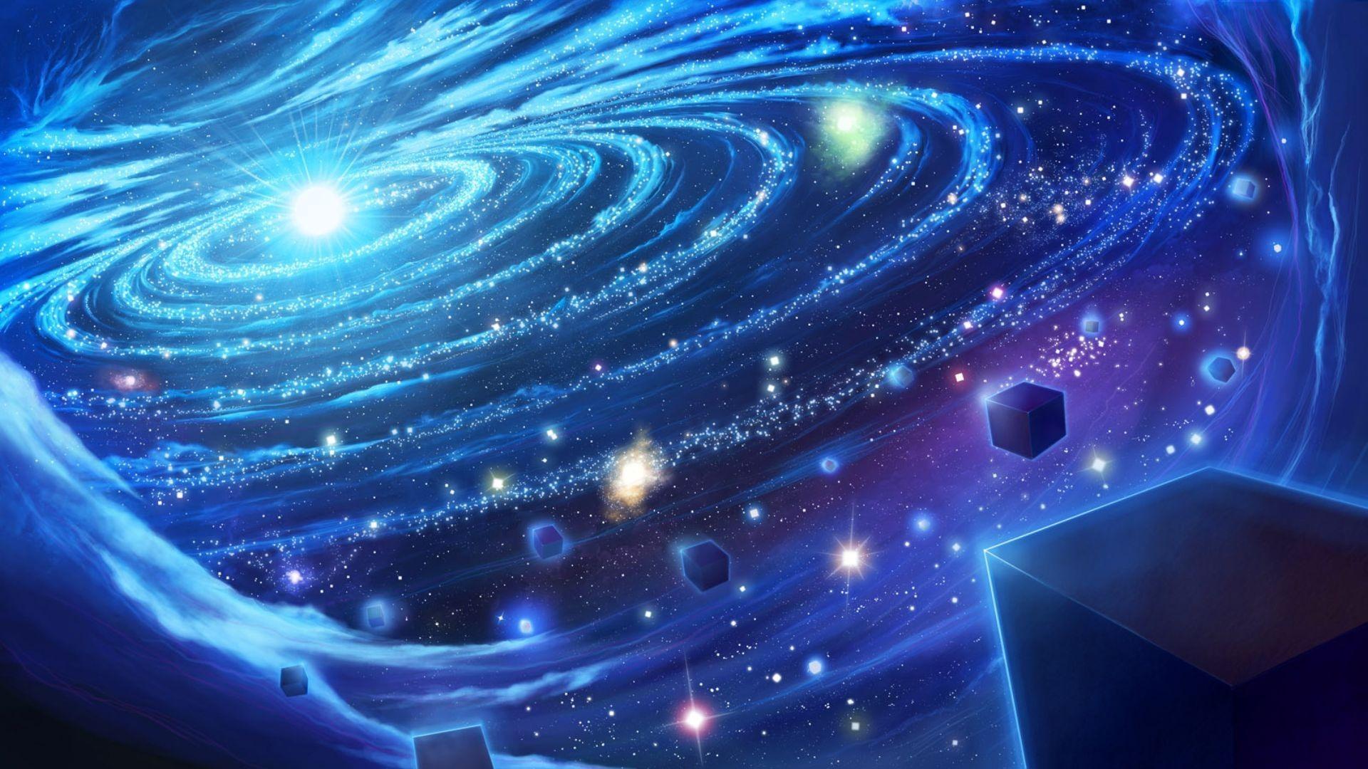 Обои космос галактики звезды картинки на рабочий стол на тему Космос - скачать скачать