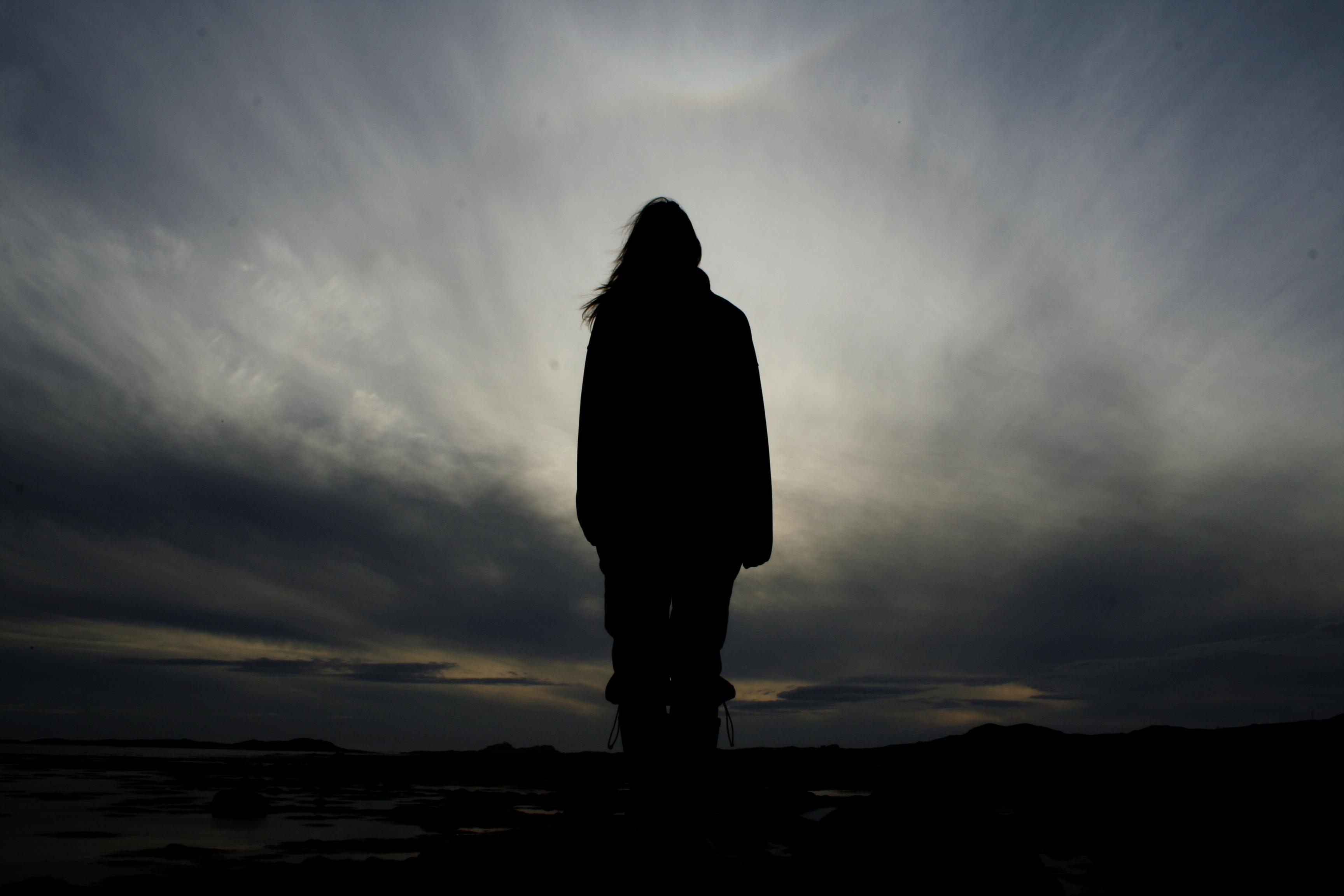 Картинки одиночества и пустоты, картинки