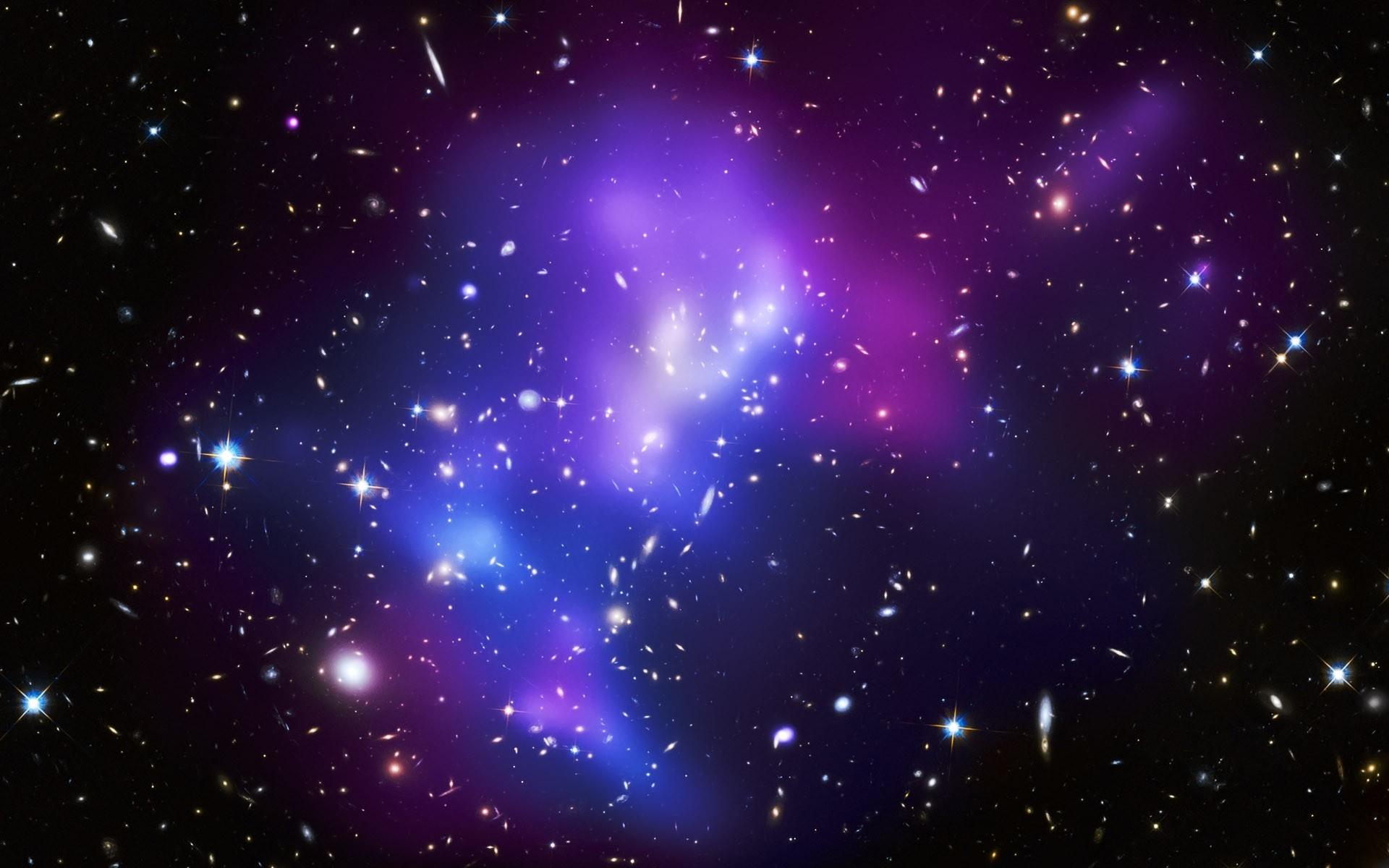 картинки галактики и цветов