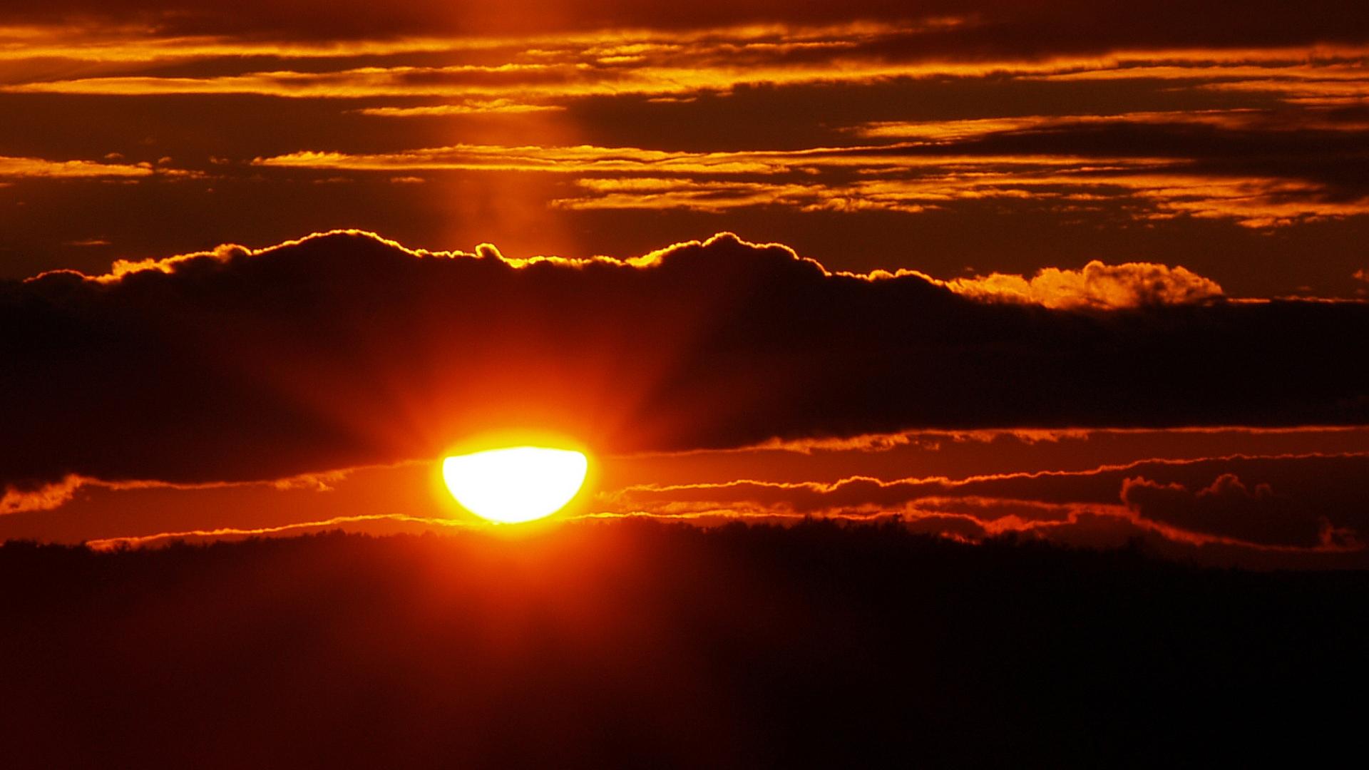 самые красивые картинки с закатом солнца зуд