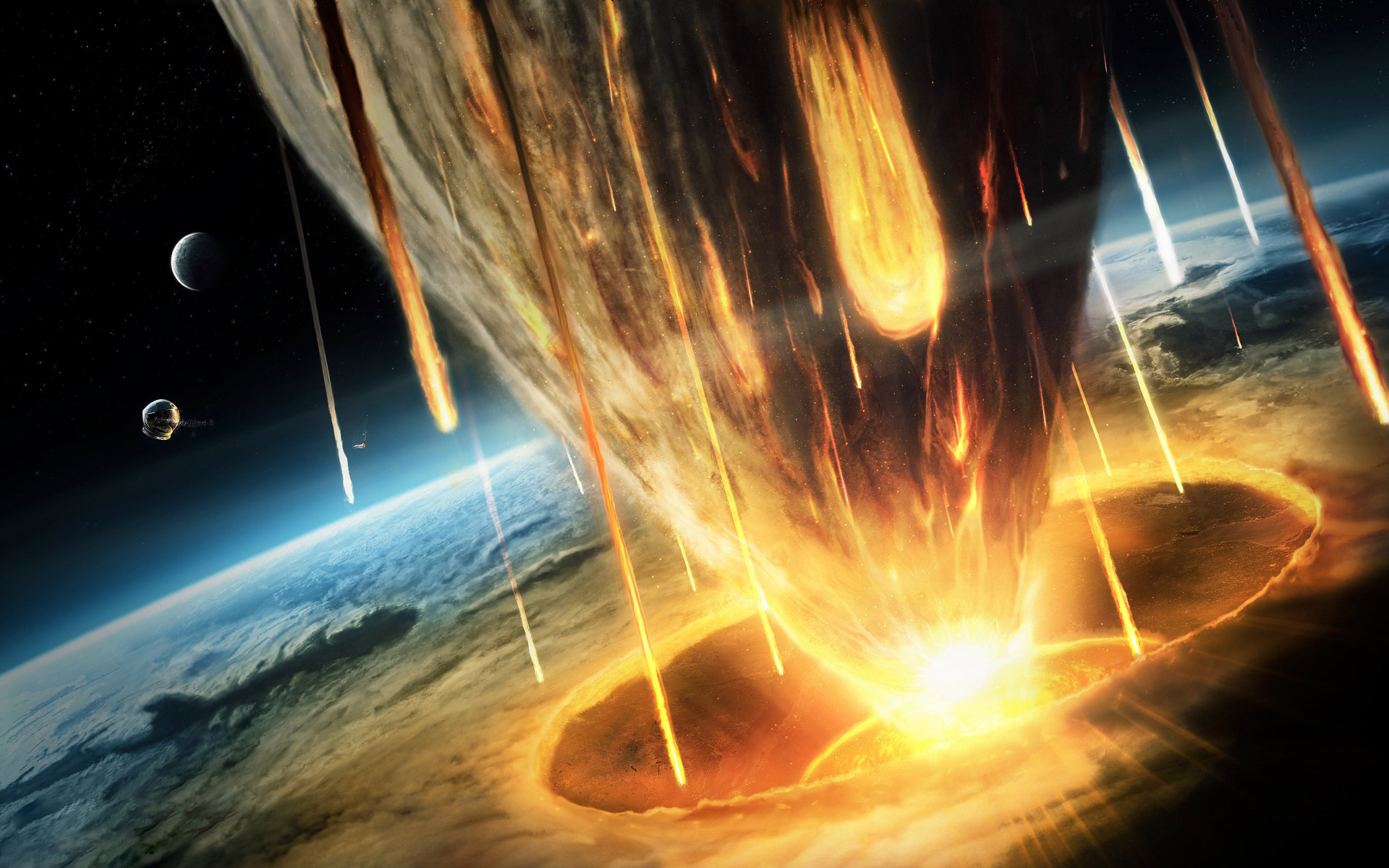 asteroids in space and the claim of impendig collision with planet earth Numerous recent blogs and web postings are erroneously claiming that an asteroid will impact earth, sometime between sept 15 and 28, 2015 on one of those dates, as.
