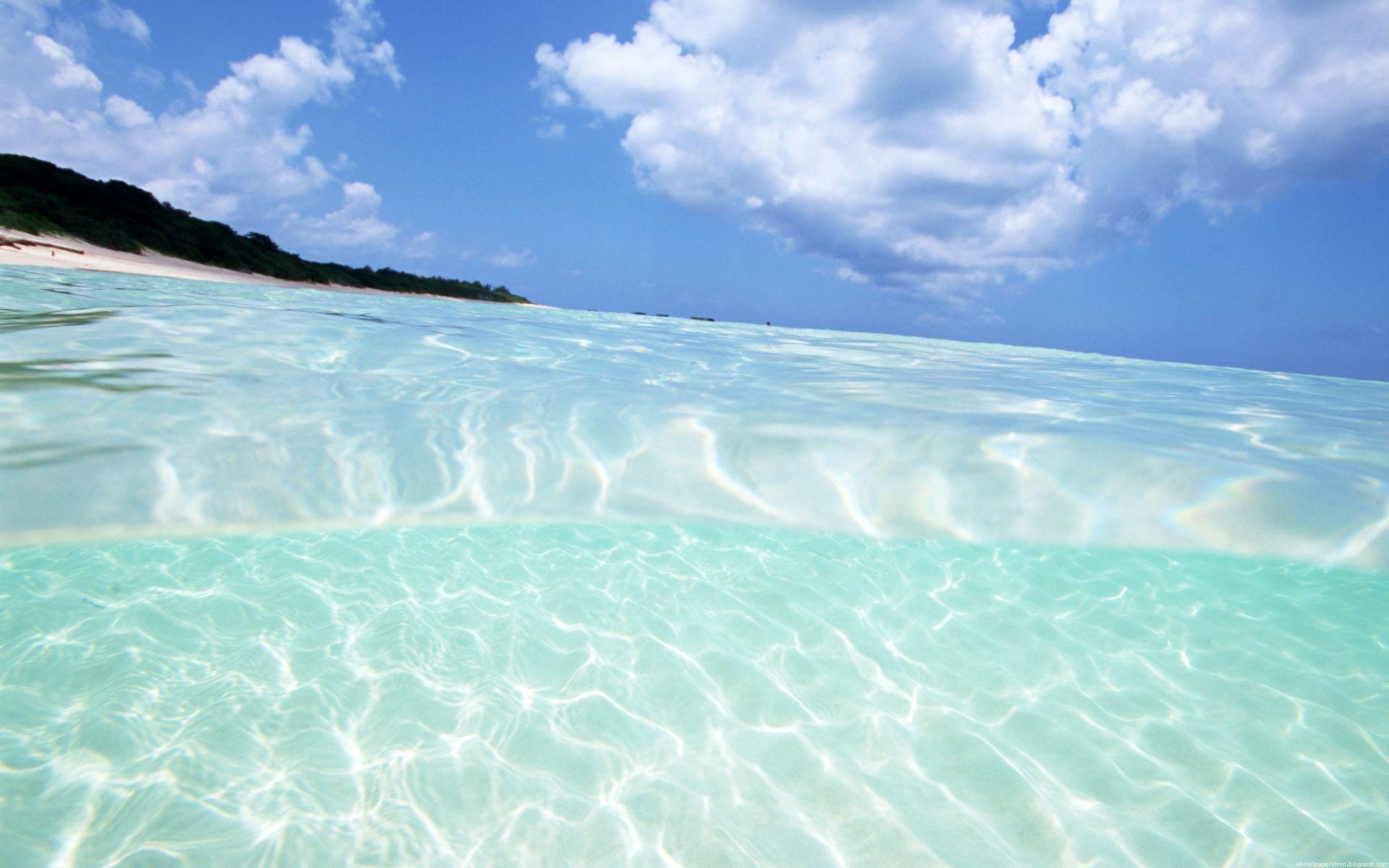 вода море природа  № 398776  скачать