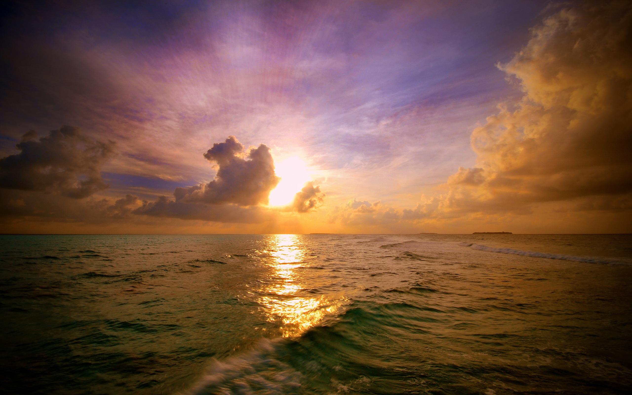 природа море берег небо горизонт  № 3776982 бесплатно